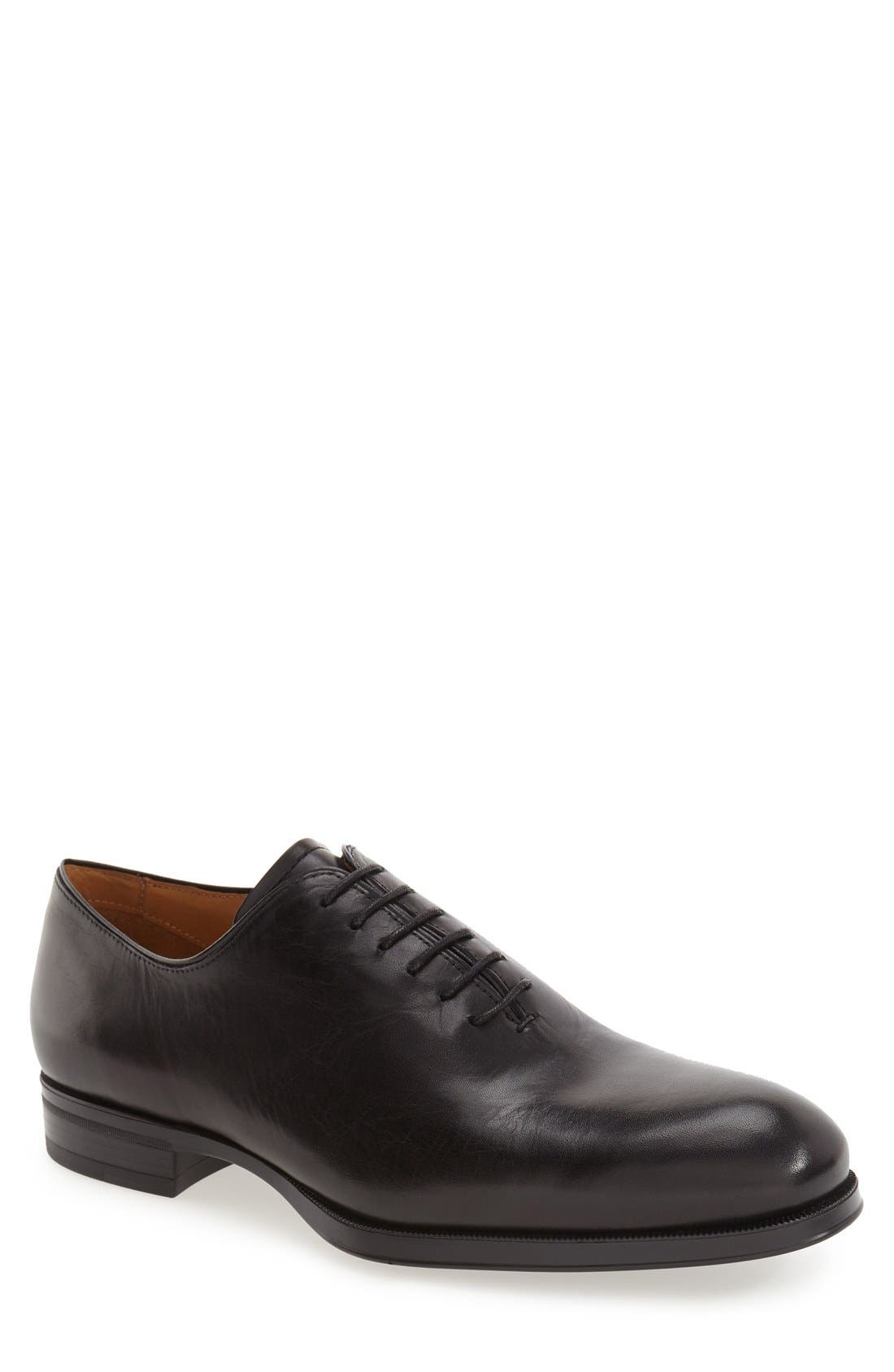 Alternate Image 1 Selected - Vince Camuto 'Tarby' Wholecut Oxford (Men)