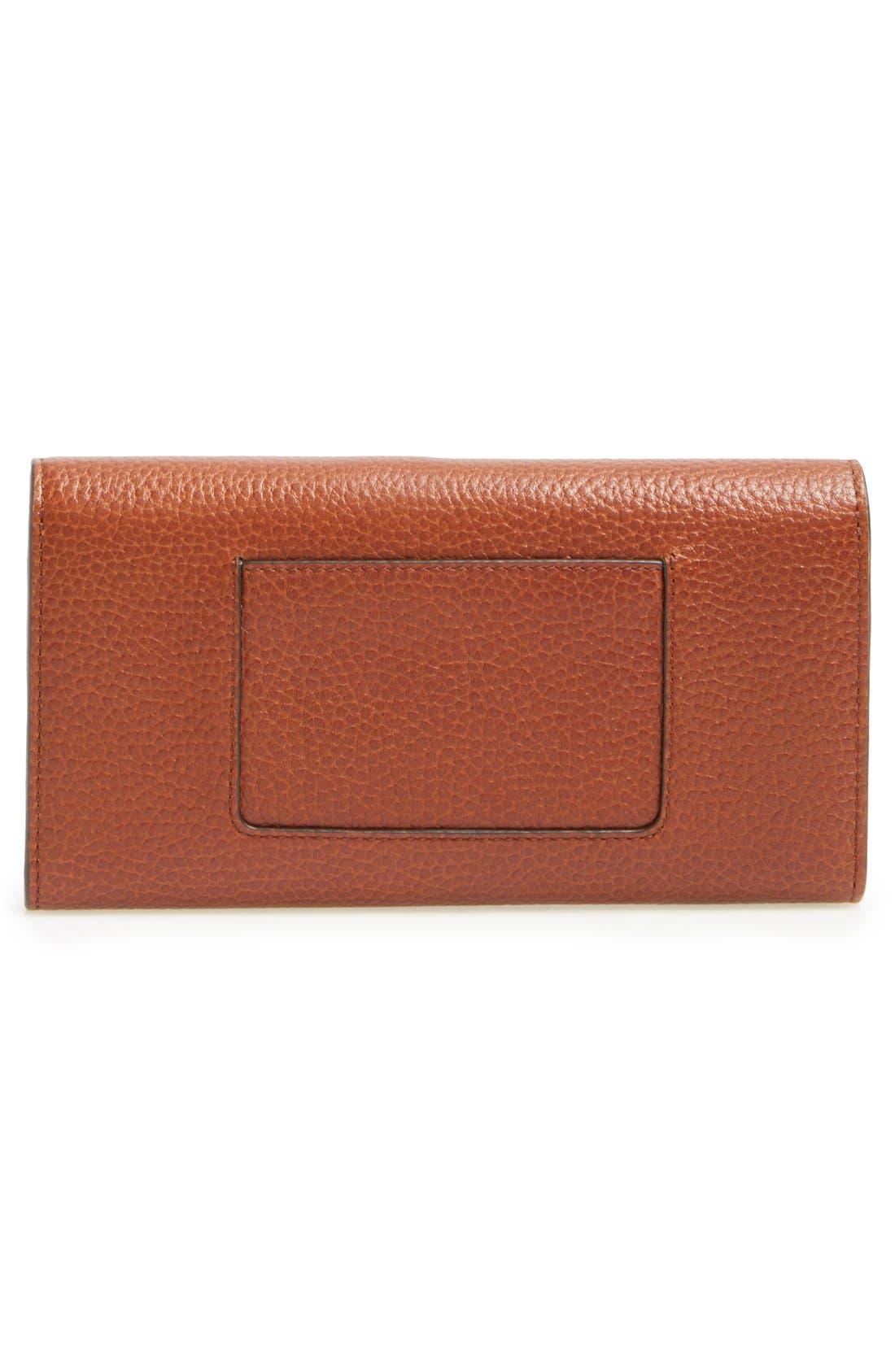 Alternate Image 3  - Mulberry 'Postman's Lock' Leather Wallet