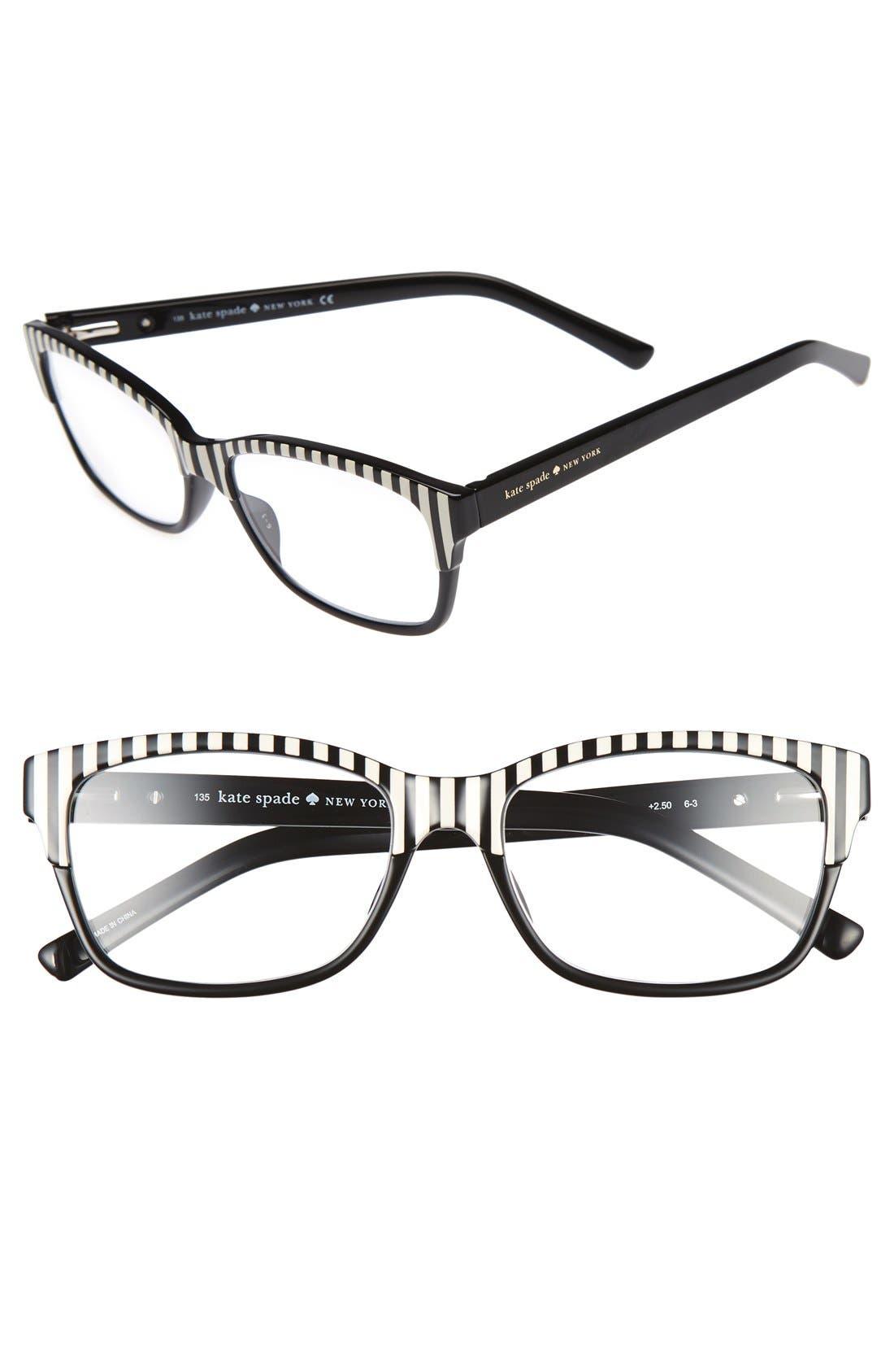 Main Image - kate spade new york tenil 52mm reading glasses