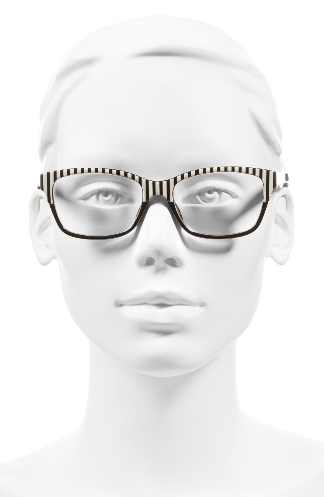Alternate Image 2  - kate spade new york tenil 52mm reading glasses
