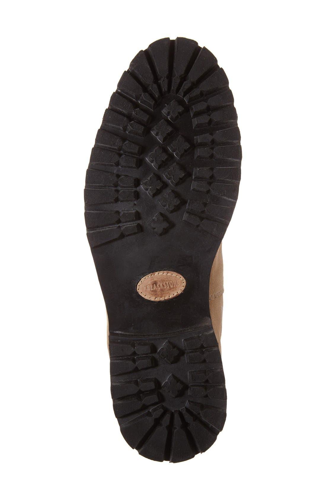 Alternate Image 4  - Blackstone 'KM07' Plain Toe Boot (Men)