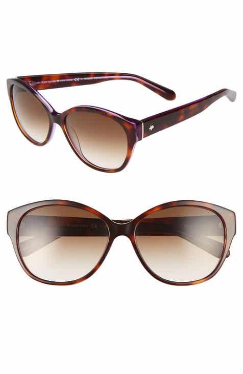 6b476fe94e kate spade new york  kiersten  56mm cat eye sunglasses