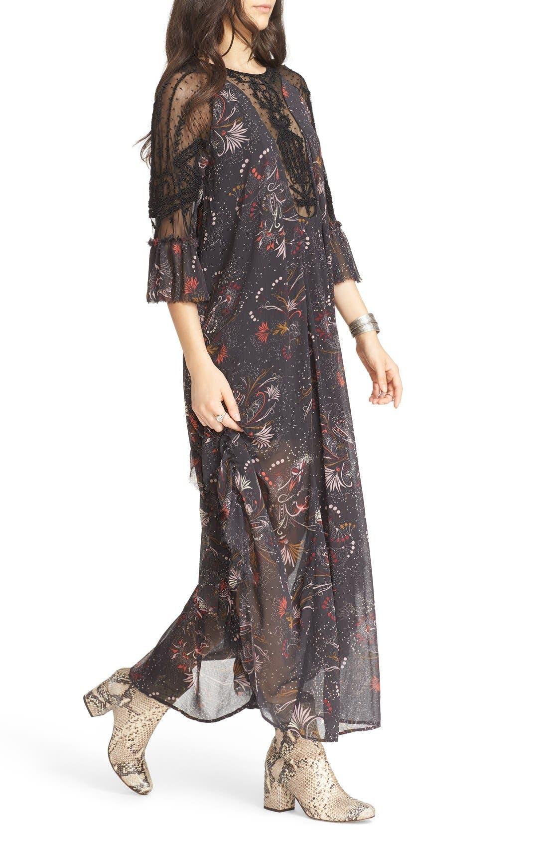 Alternate Image 4  - Free People Spirit of the Wild Maxi Dress