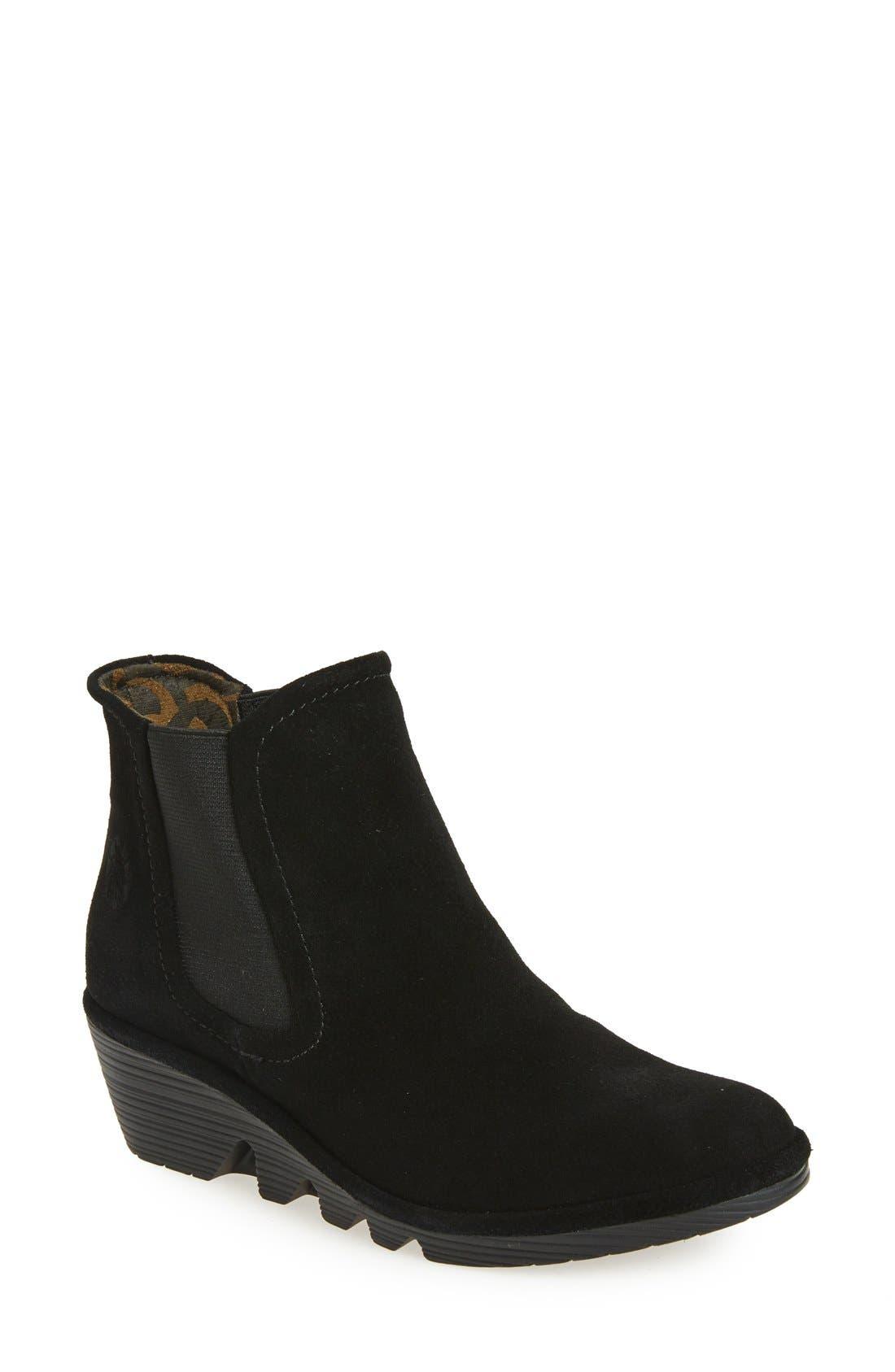 Alternate Image 1 Selected - Fly London 'Phil' Chelsea Boot (Women)