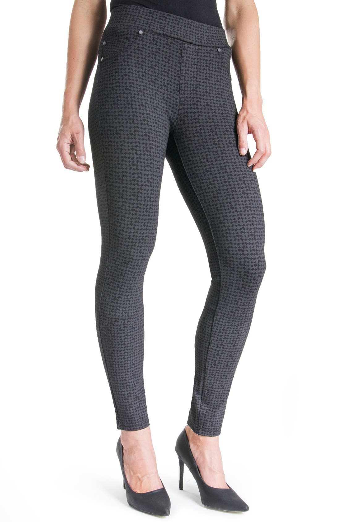 'Quinn' Leggings,                         Main,                         color, Charcoal