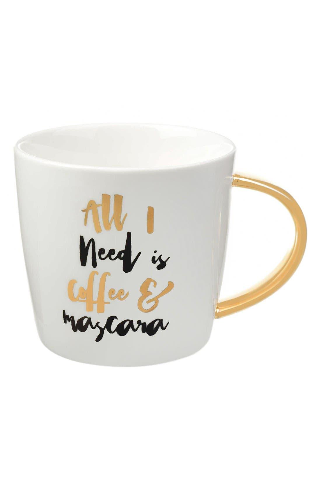 Main Image - Slant Collections 'Coffee & Mascara' Mug