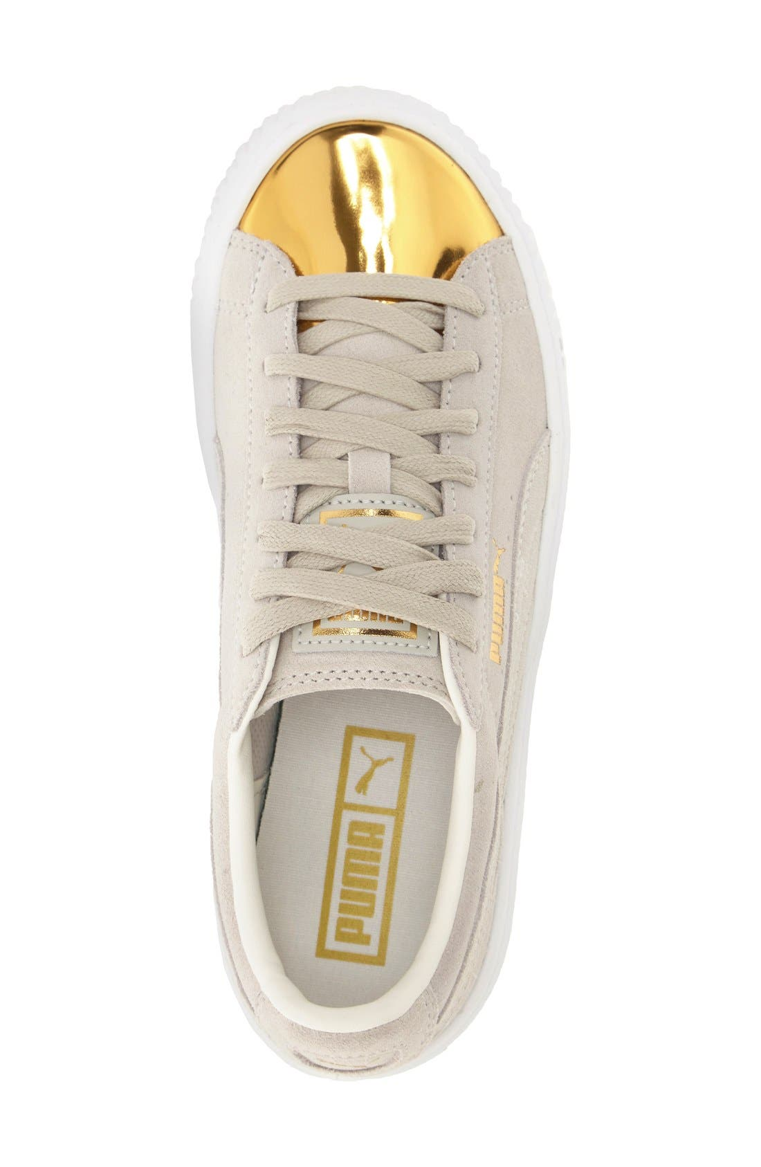 Alternate Image 3  - PUMA Platform Sneaker (Women)