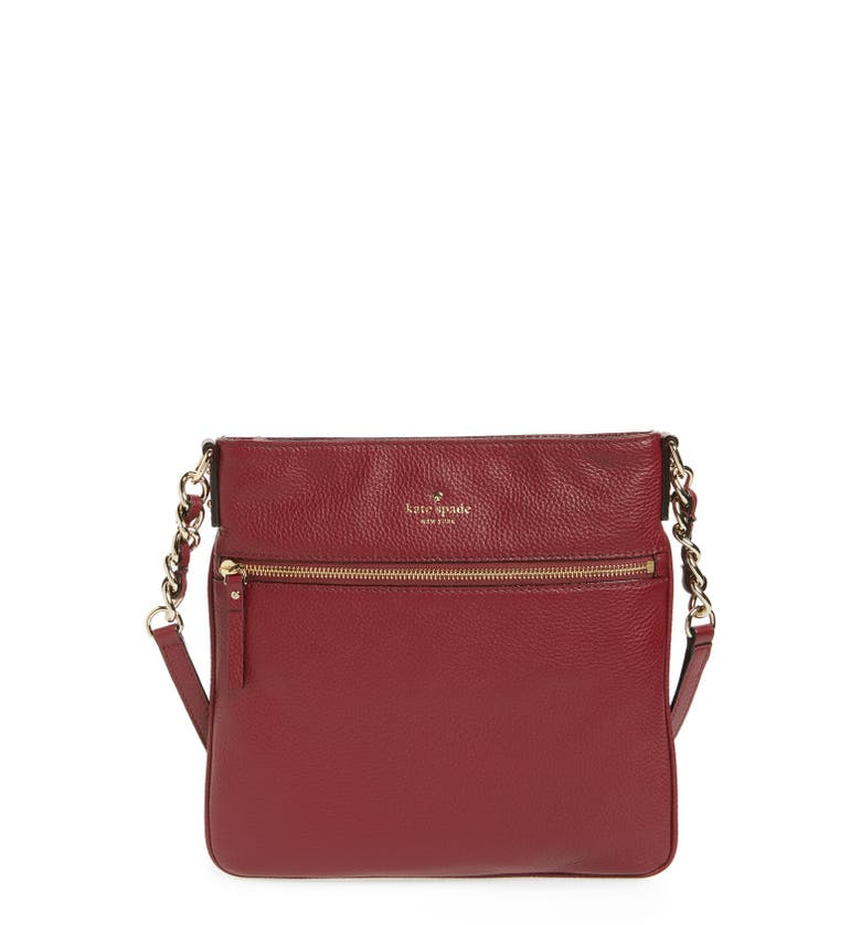 Cobble Hill Ellen Leather Crossbody Bag