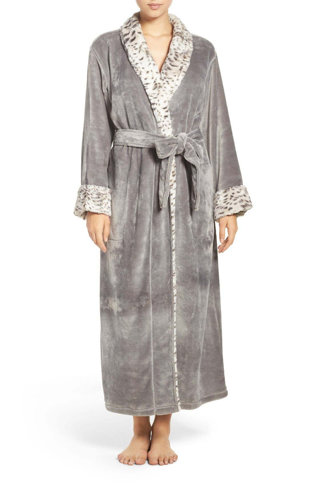 Main Image - Natori Fleece Robe