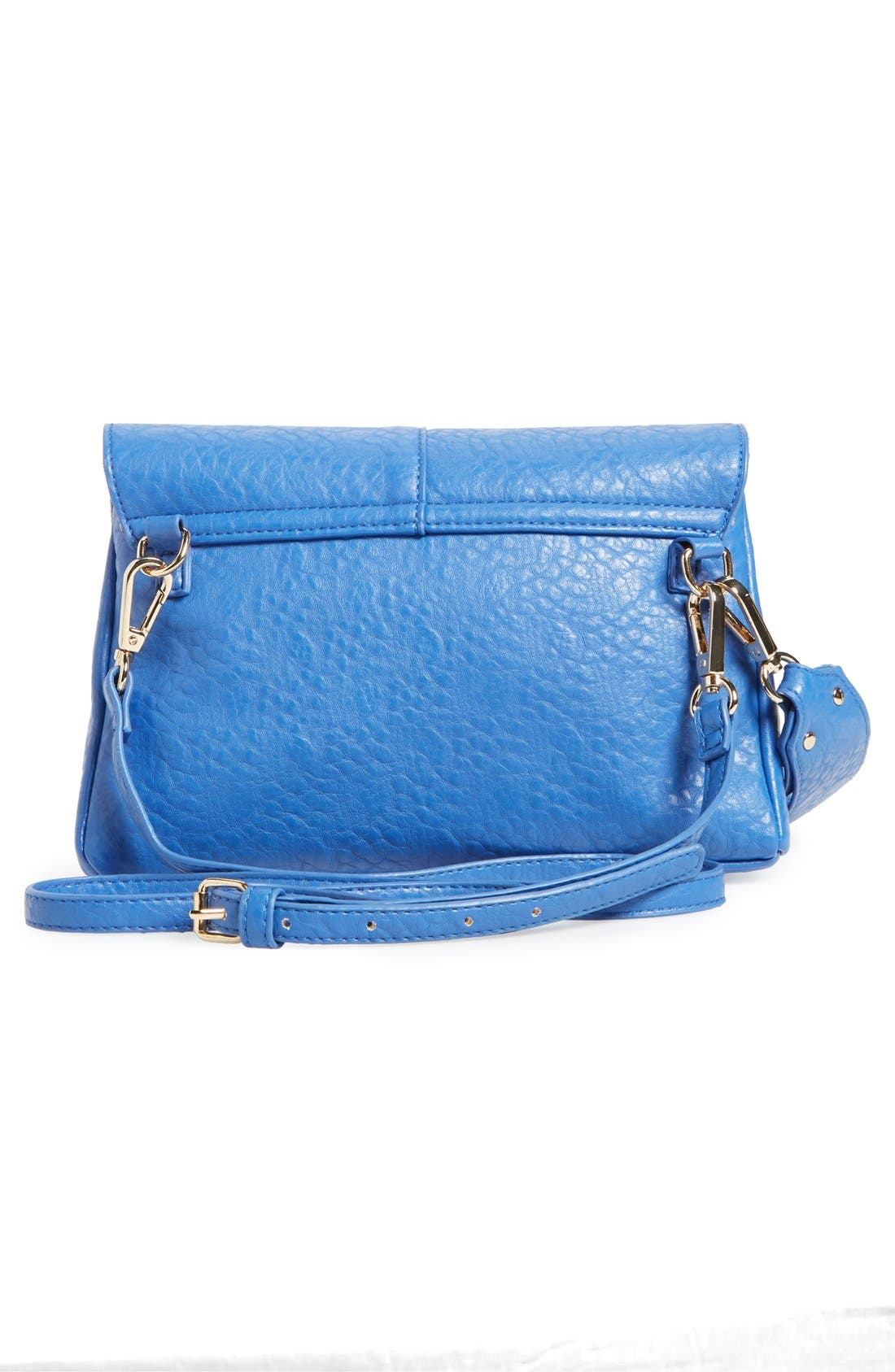 Alternate Image 3  - POVERTY FLATS by rian Faux Leather Convertible Crossbody Bag
