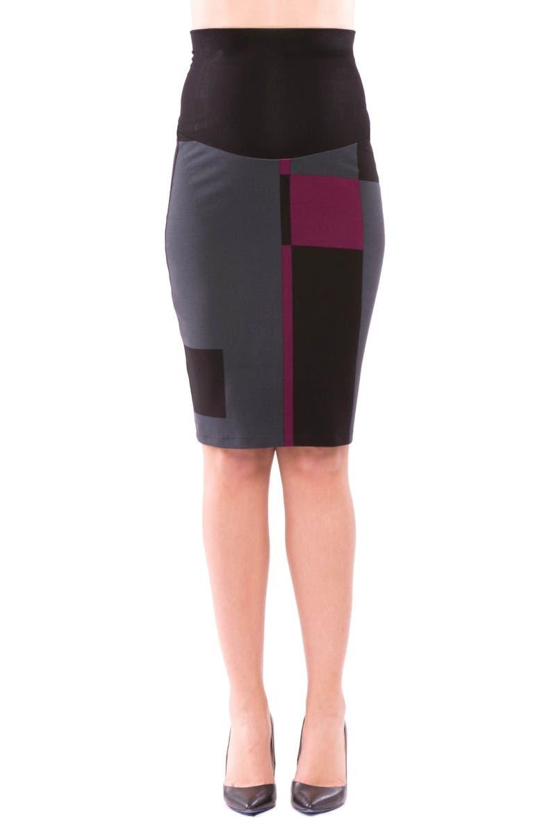 'Madison' Maternity Skirt