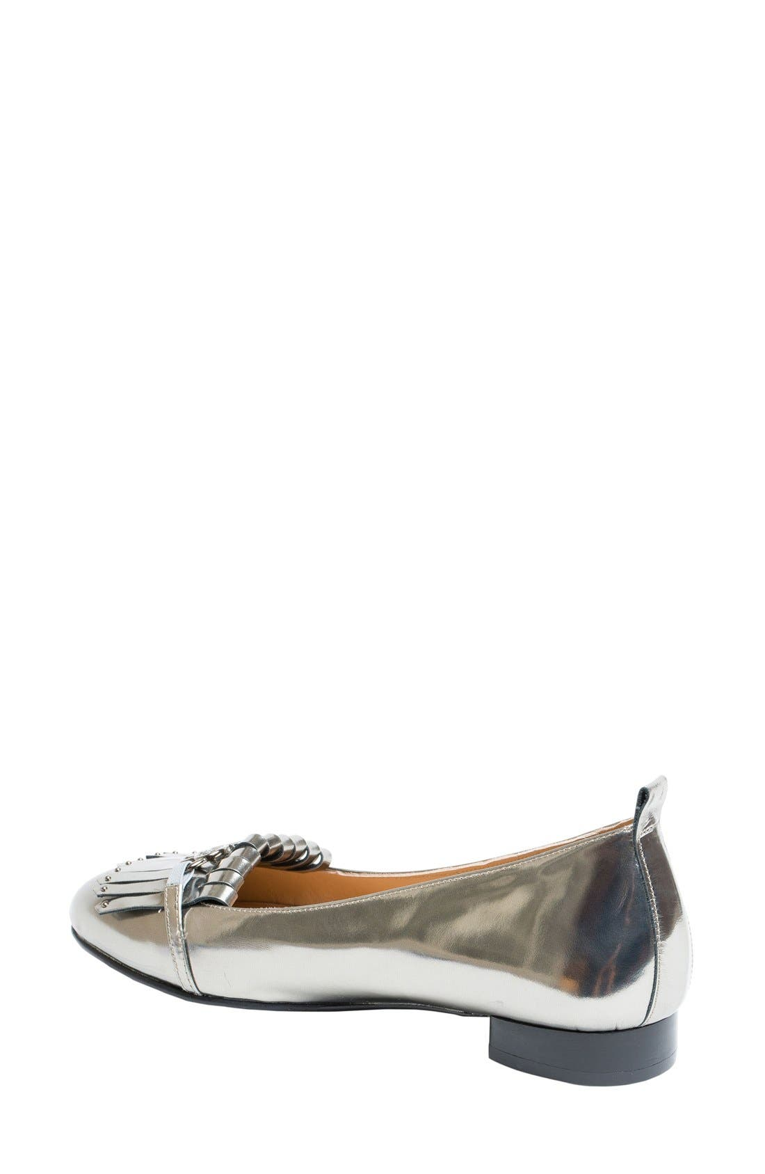 Alternate Image 2  - UKIES Leona Kiltie Loafer (Women)