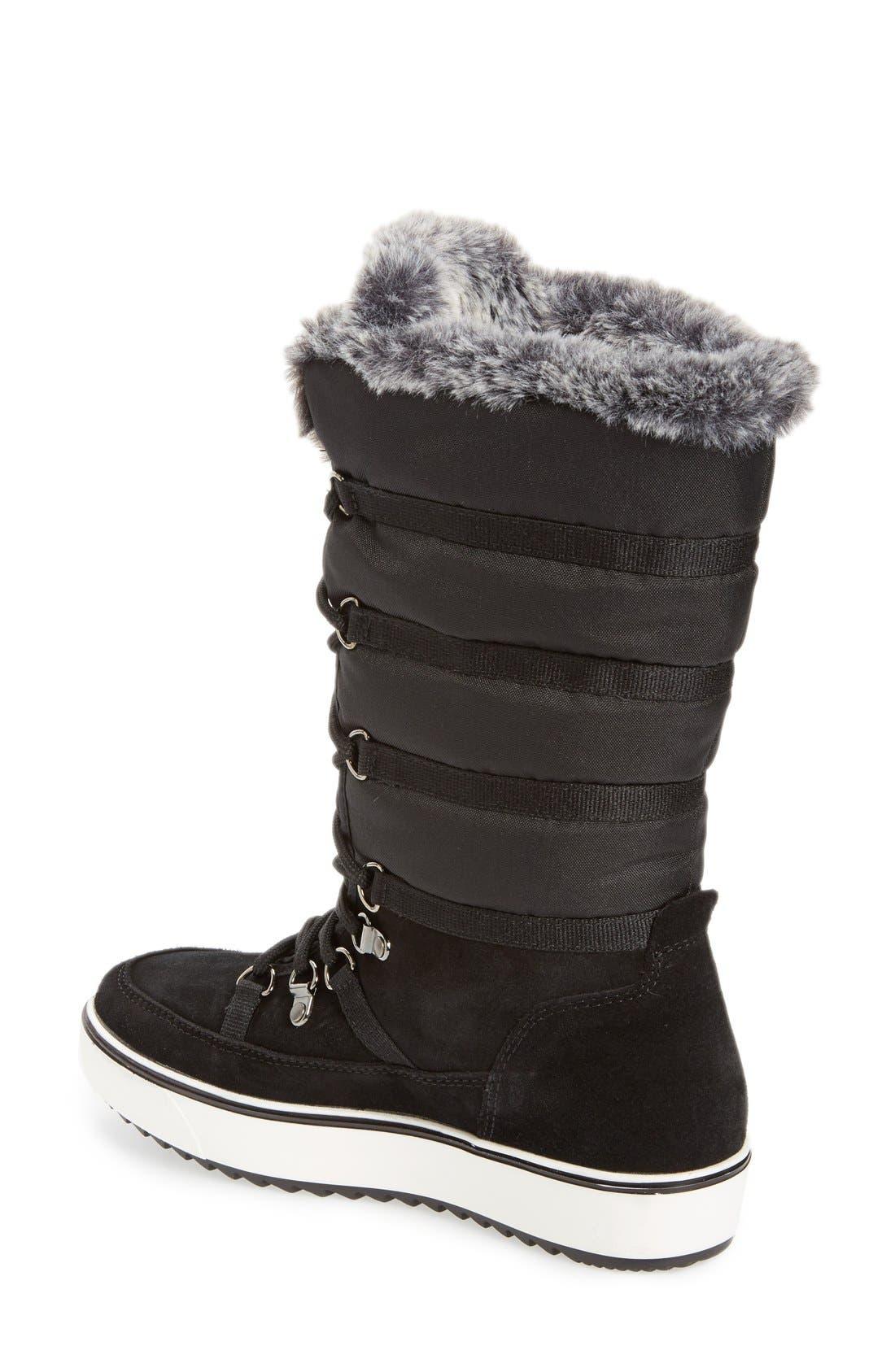 Alternate Image 2  - Santana Canada 'Mackenzie' Faux Fur Waterproof Boot (Women)