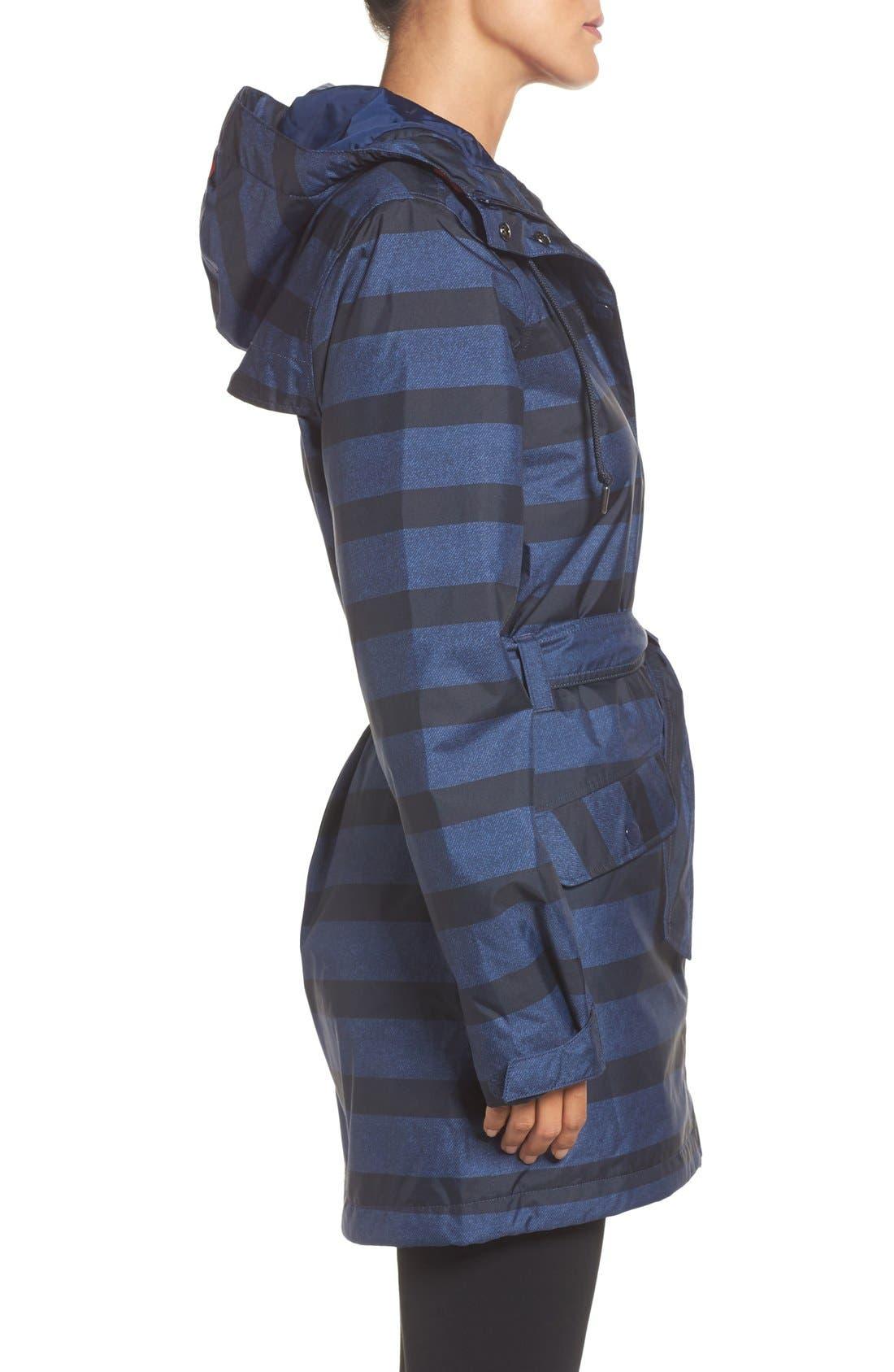 Alternate Image 3  - HellyHansen 'Lyness' Insulated Waterproof Coat