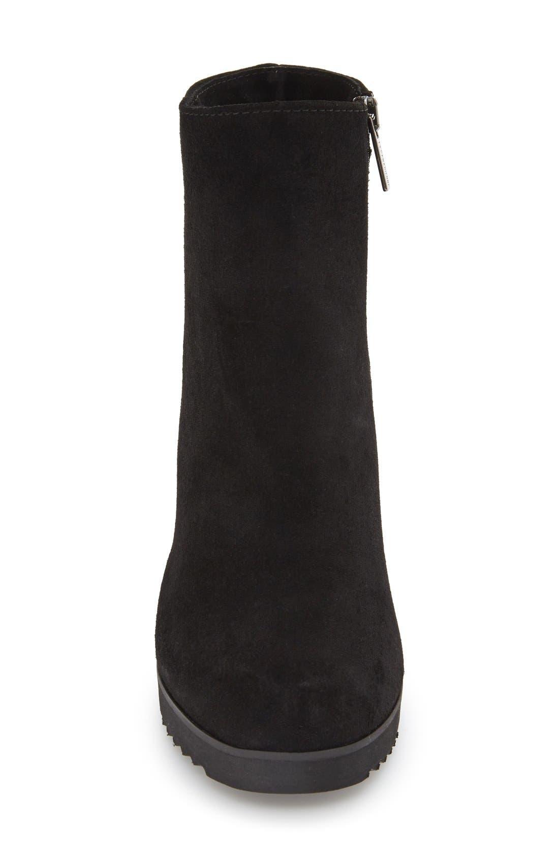 Alternate Image 3  - La Canadienne 'Myranda' Waterproof Block Heel Bootie (Women)