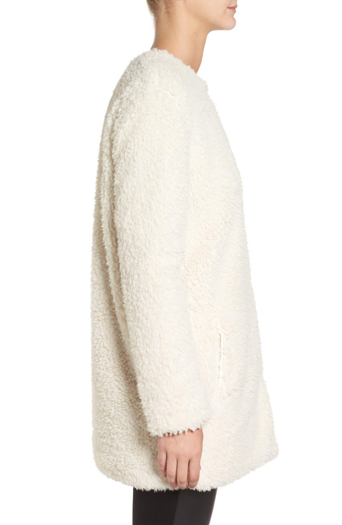 Alternate Image 3  - BB Dakota Merrill Faux Fur Jacket