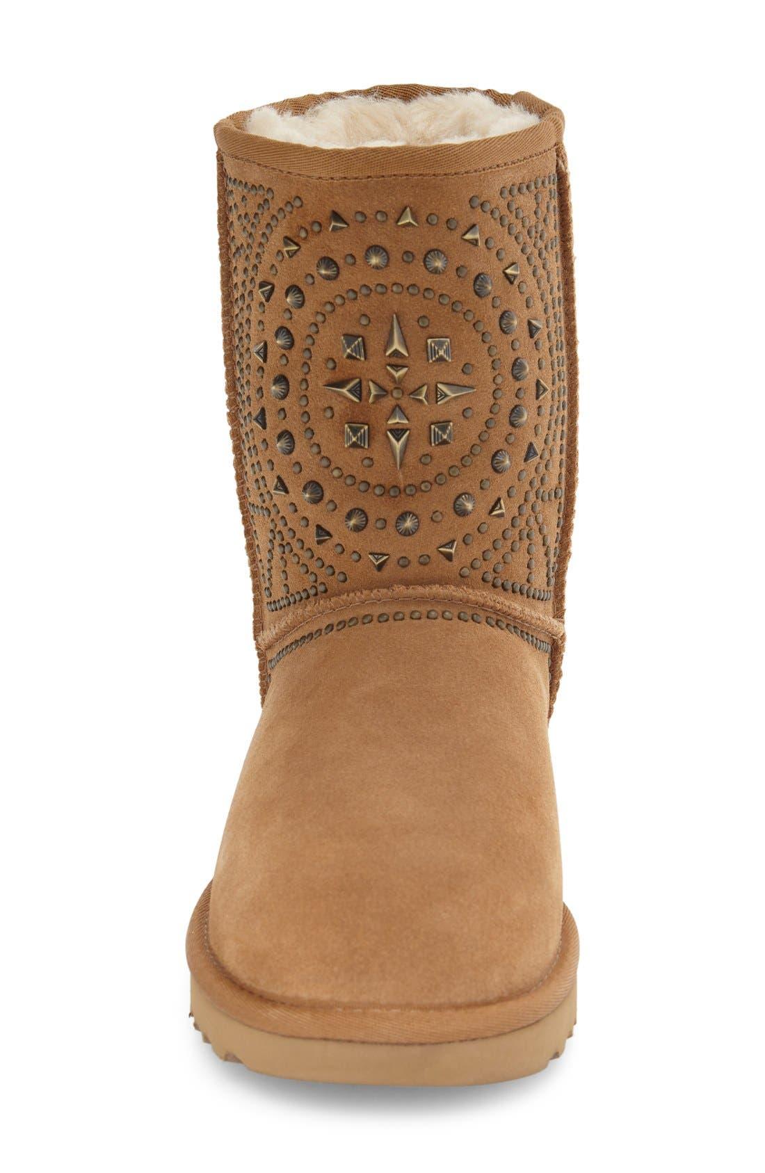 Alternate Image 3  - UGG® Fiore Deco Studs Boot (Women)