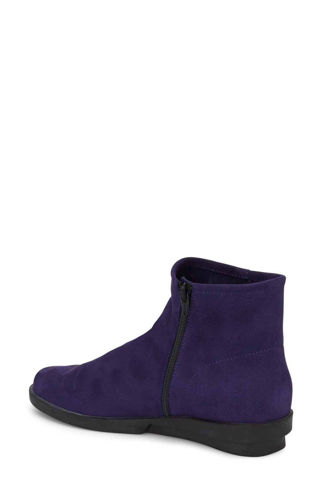 Alternate Image 2  - Arche 'Detyam' Wedge Zip Bootie (Women)
