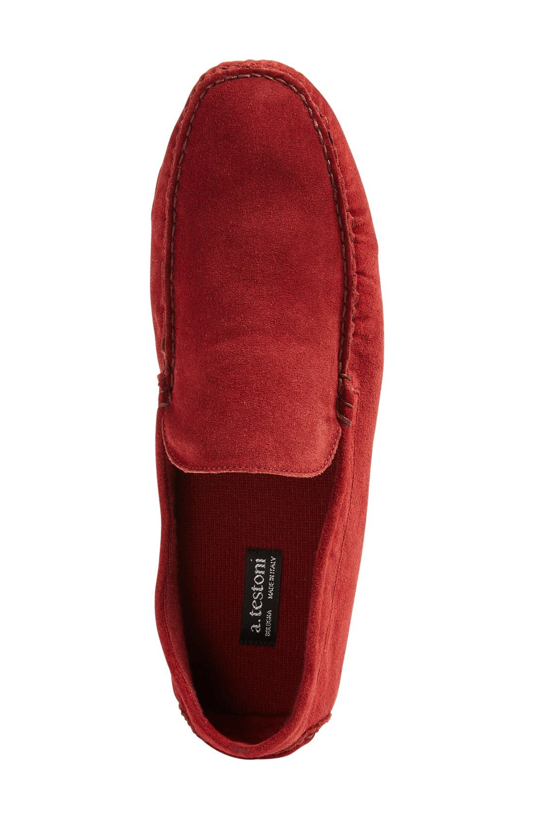 Alternate Image 3  - A. Testoni House Slipper (Men)