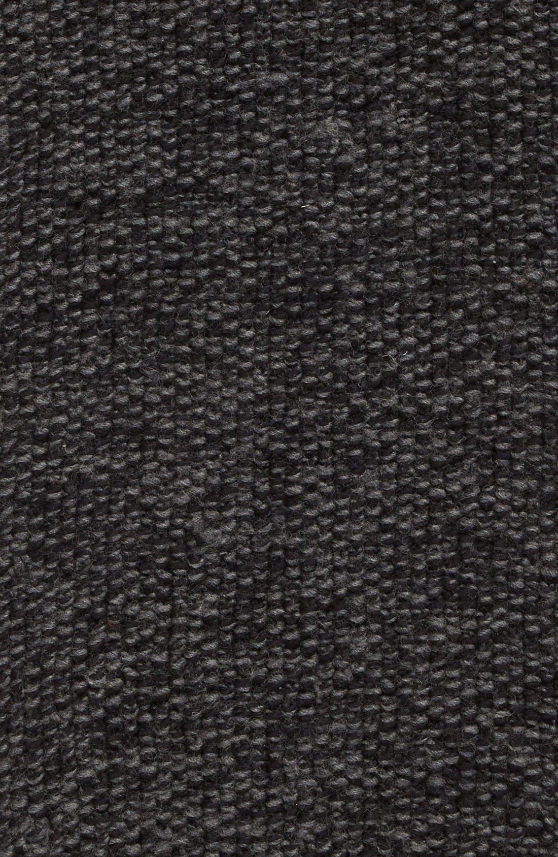 Alternate Image 3  - Nirvanna Designs Knit Wool Infinity Scarf