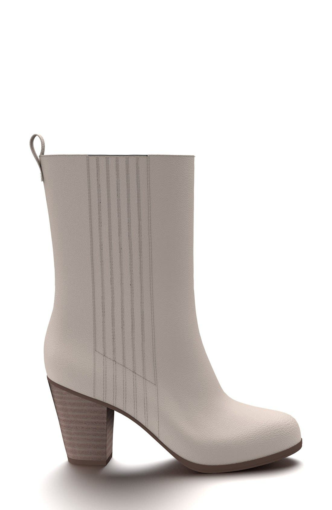 Alternate Image 2  - Shoes of Prey Mid Calf Boot (Women)