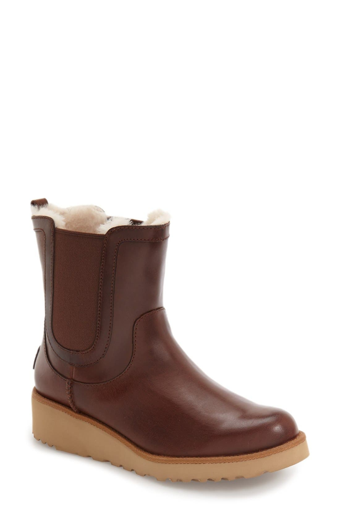 Alternate Image 1 Selected - UGG® Britt Winter Boot (Women)