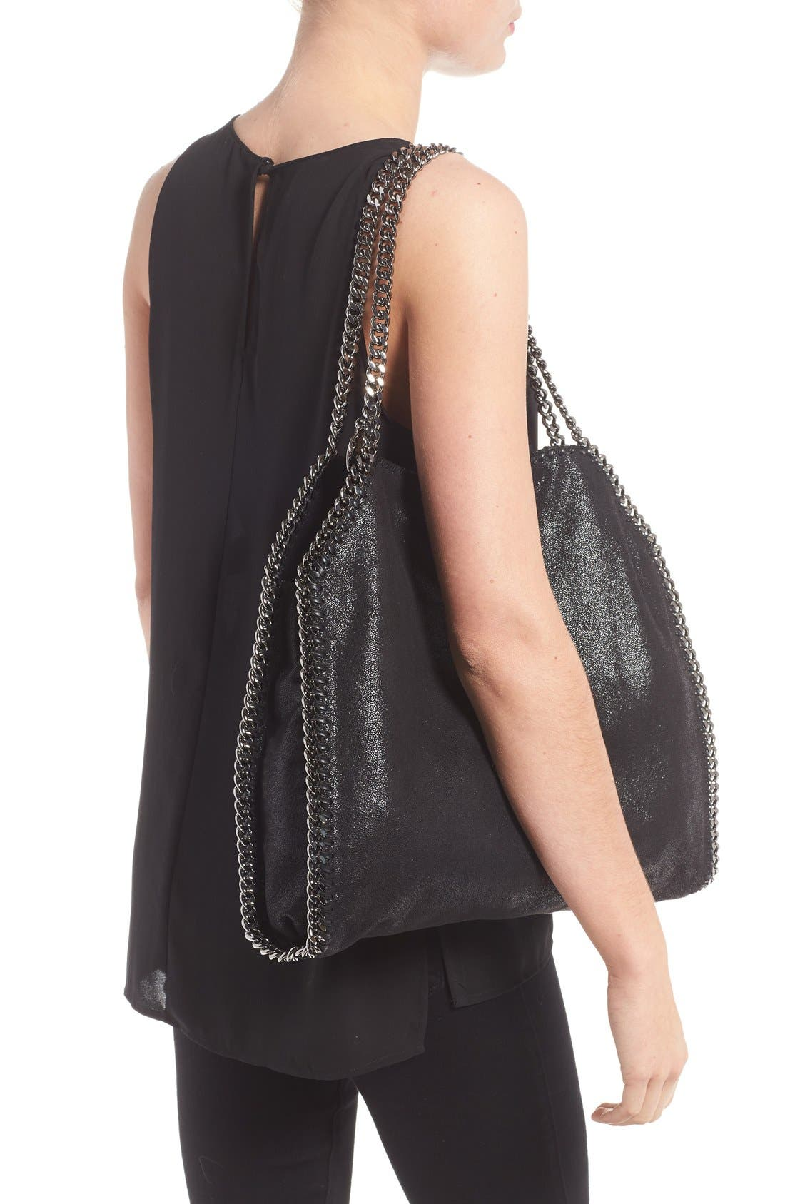 Alternate Image 3  - Stella McCartney 'Small Falabella - Shaggy Deer' Faux Leather Tote