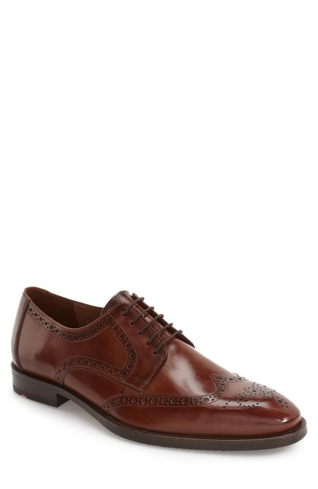 Lloyd Lucien Wingtip (Men)