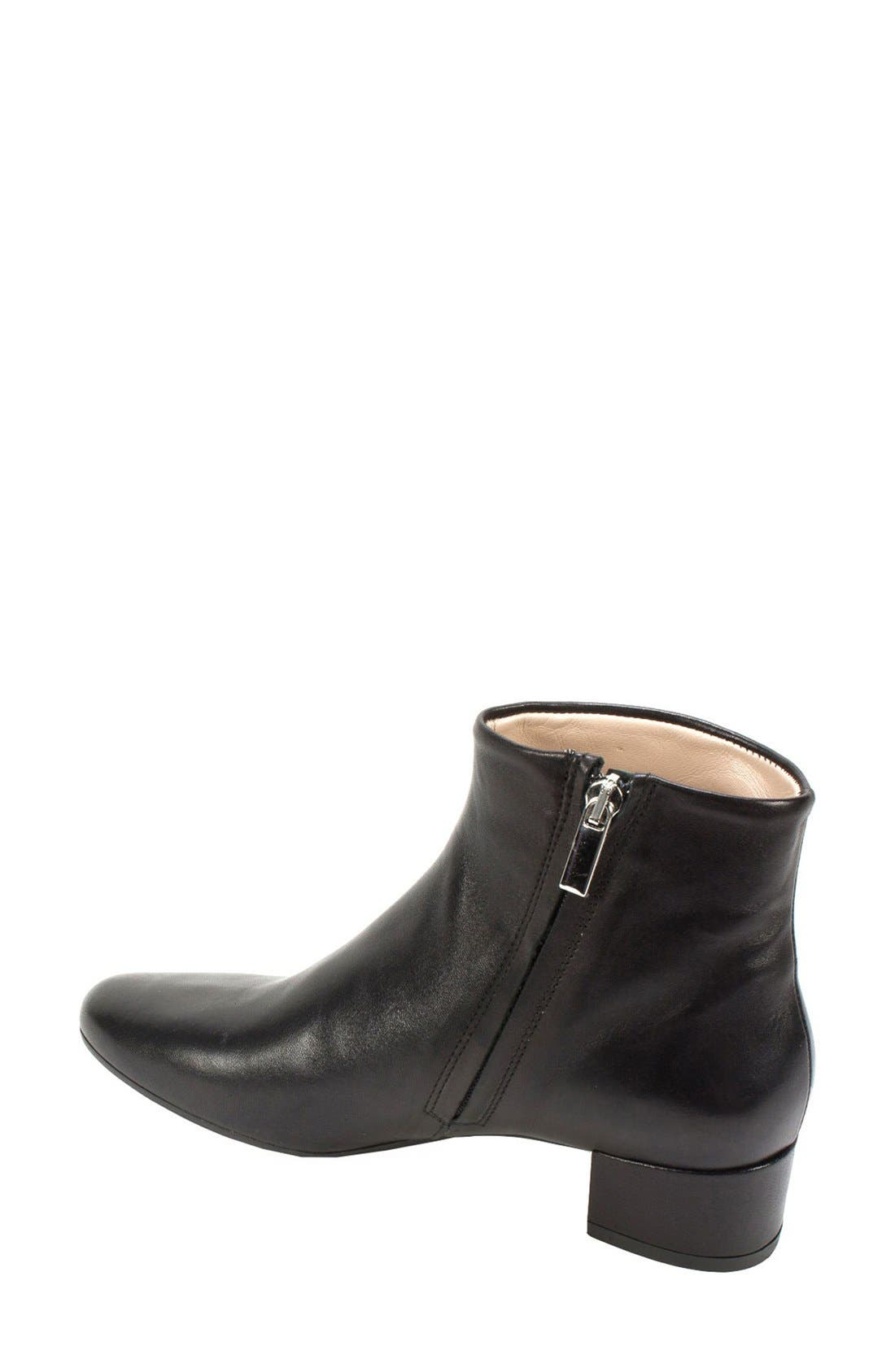 Alternate Image 2  - Summit Jordie Block Heel Bootie (Women)