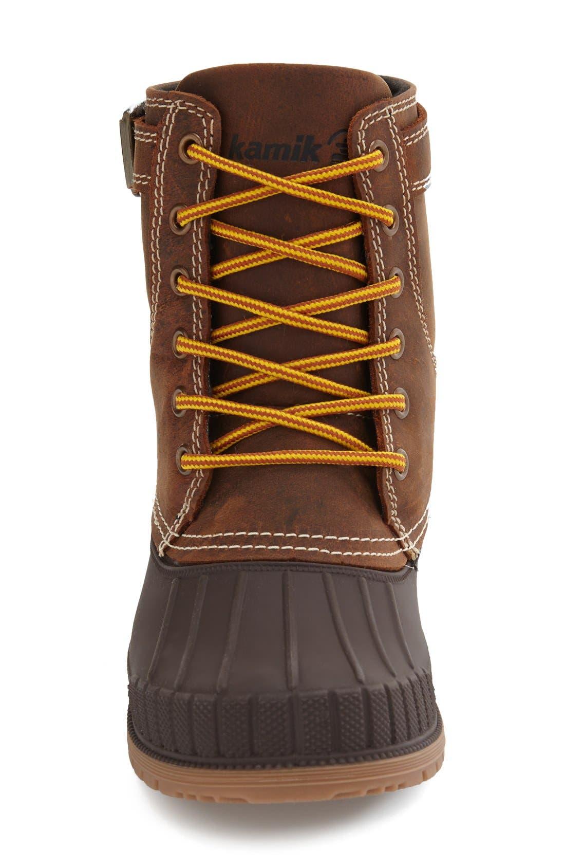 Alternate Image 3  - Kamik Evelyn Waterproof Boot (Women)