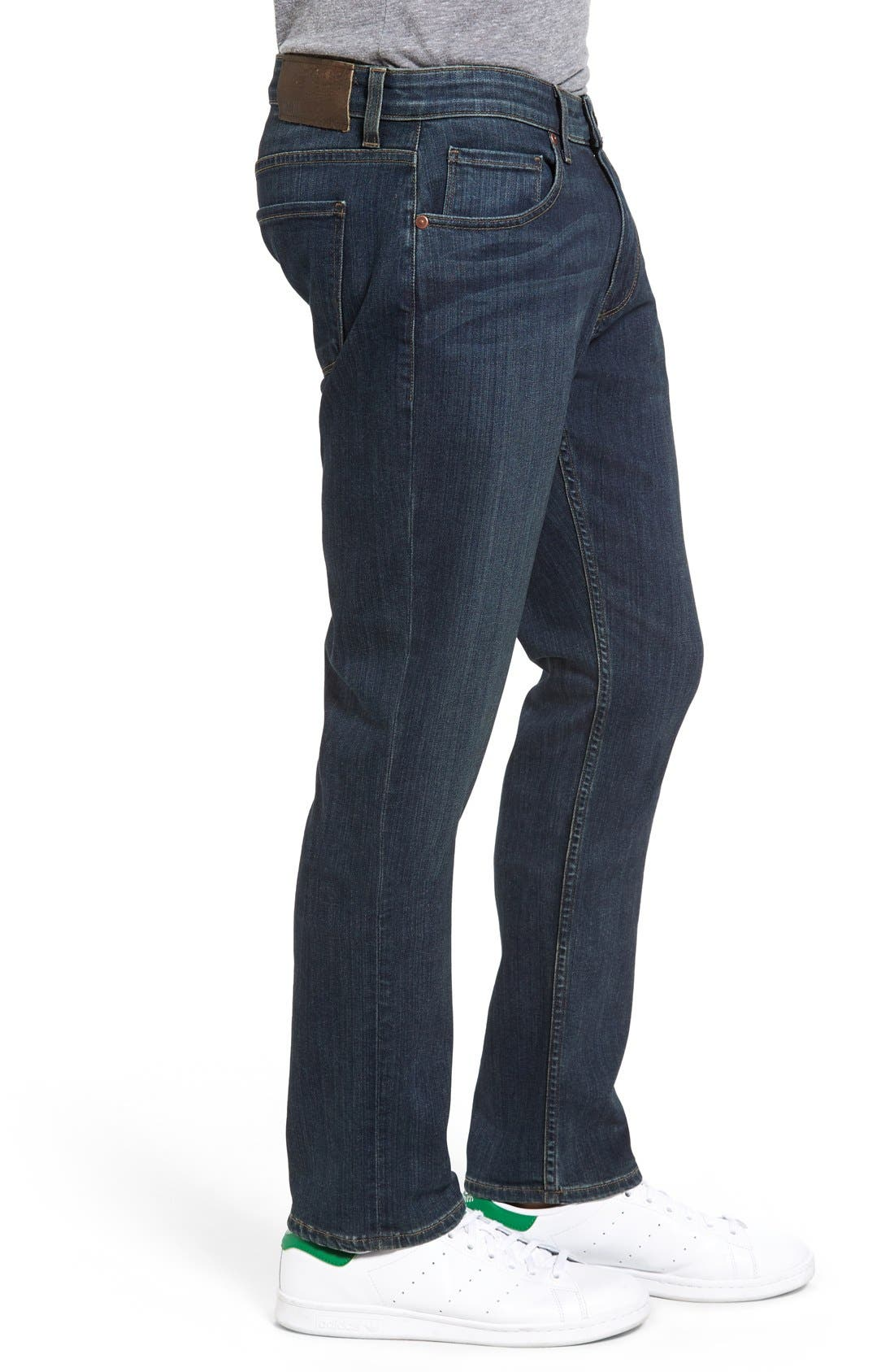 Alternate Image 3  - PAIGE Transcend - Federal Slim Straight Leg Jeans (Rand)