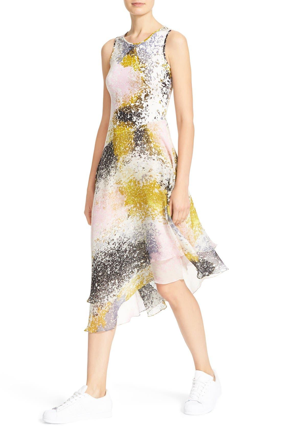 Alternate Image 4  - Diane von Furstenberg Klaara Silk Dress