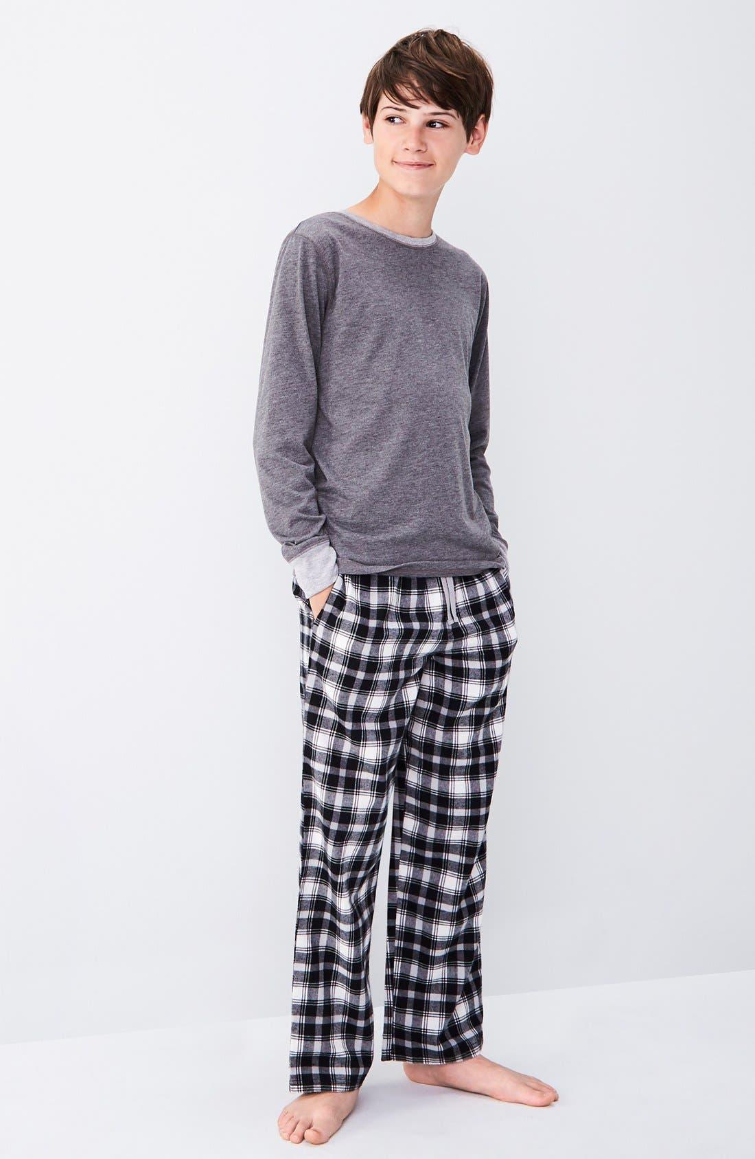 Alternate Image 2  - Tucker + Tate Flannel Pajama Pants (Little Boys & Big Boys)