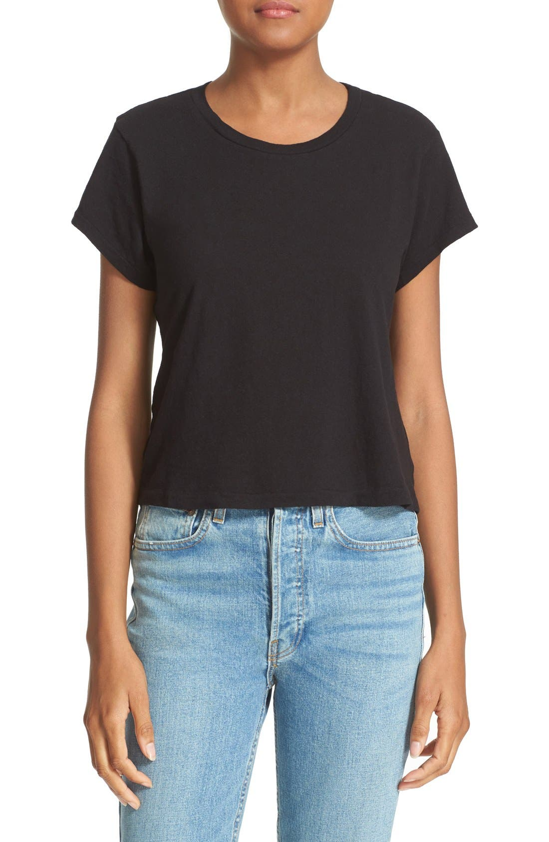 Re/Done 1950s Boxy Tee