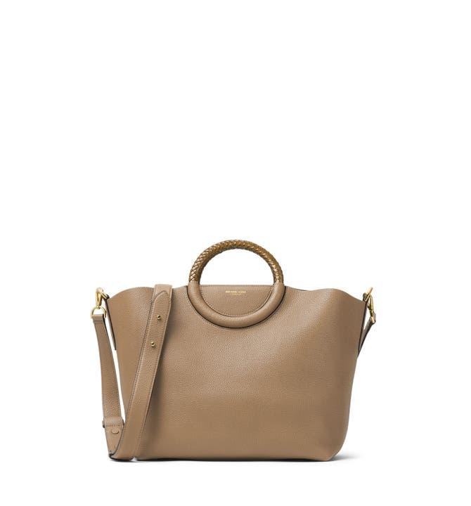 01868df42d1c ... Main Image - Michael Kors Skorpios Leather Market Bag ...