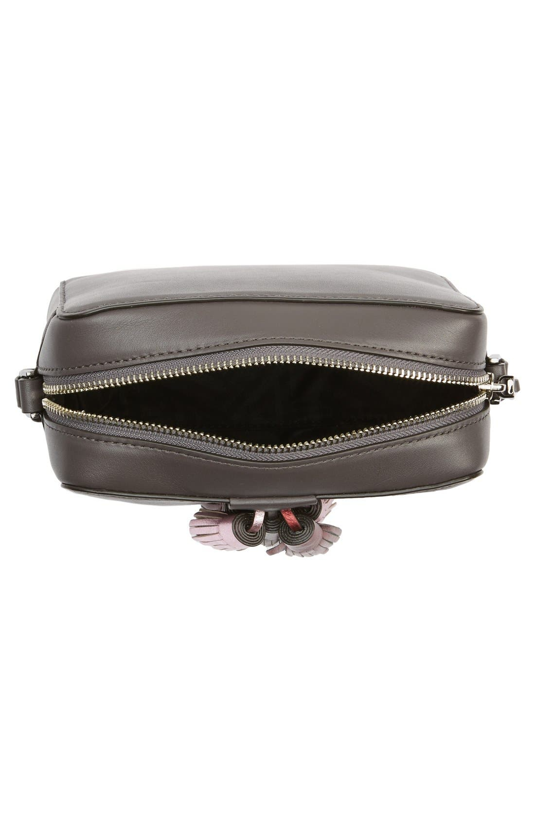 Alternate Image 4  - Rebecca Minkoff Mini Sofia Leather Crossbody Bag