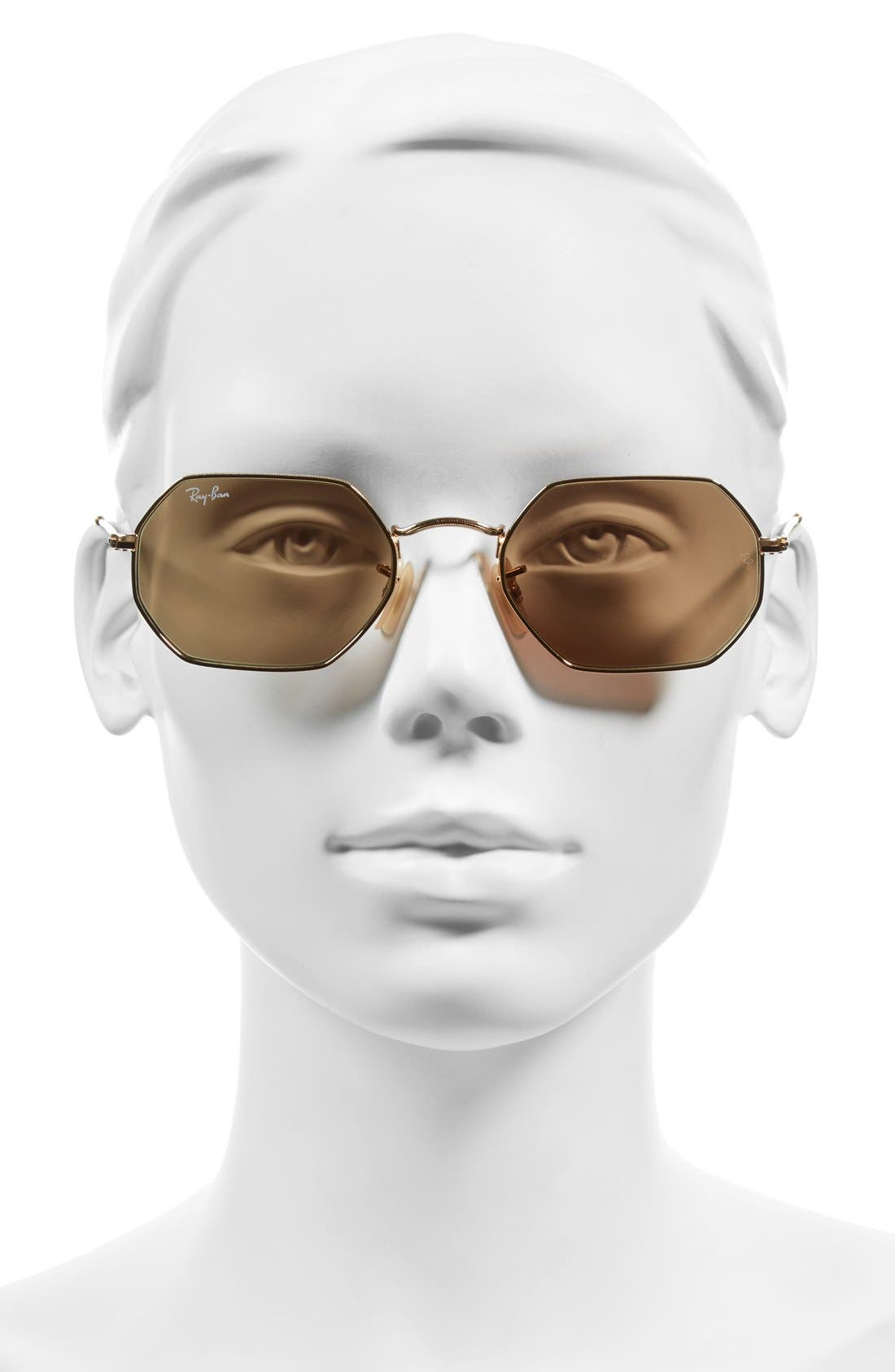 Alternate Image 2  - Ray-Ban Icons 53mm Sunglasses