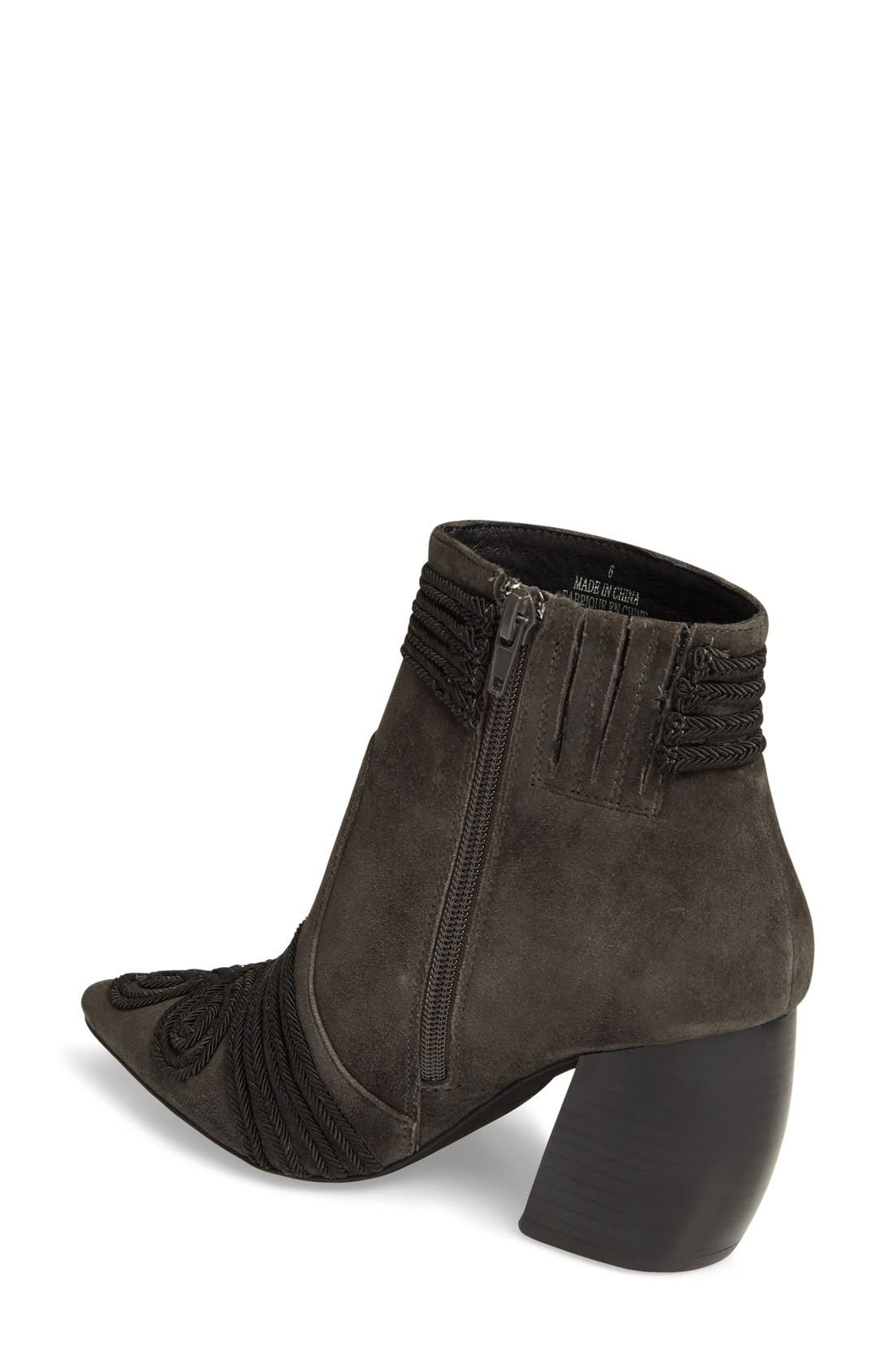 Alternate Image 2  - Jeffrey Campbell Dresden Block Heel Bootie (Women)