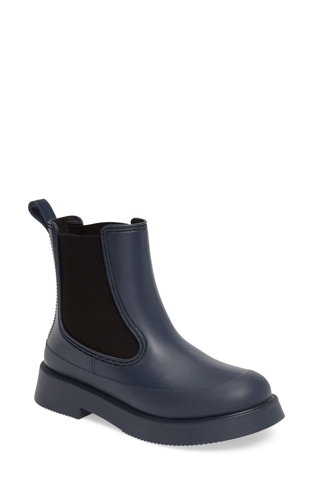 Alternate Image 1 Selected - Jeffrey Campbell El Nino Chelsea Rain Boot (Women)