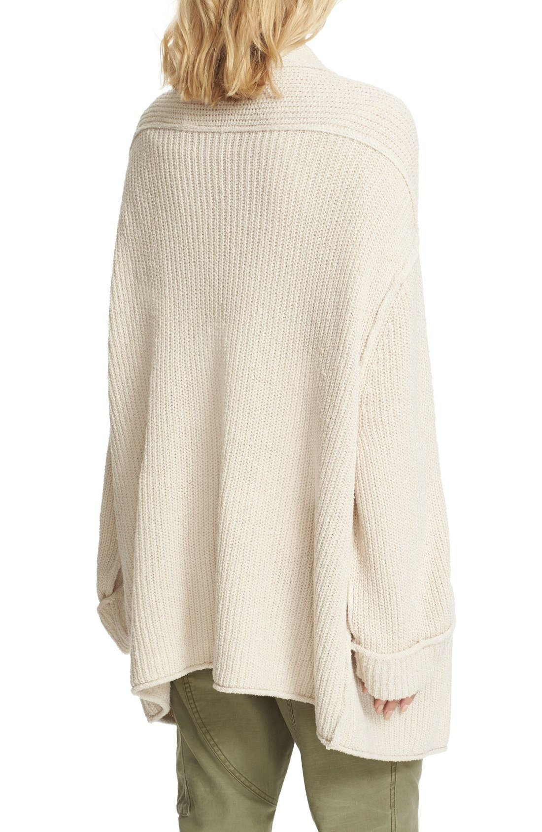Alternate Image 3  - Free People Low Tide Cardigan