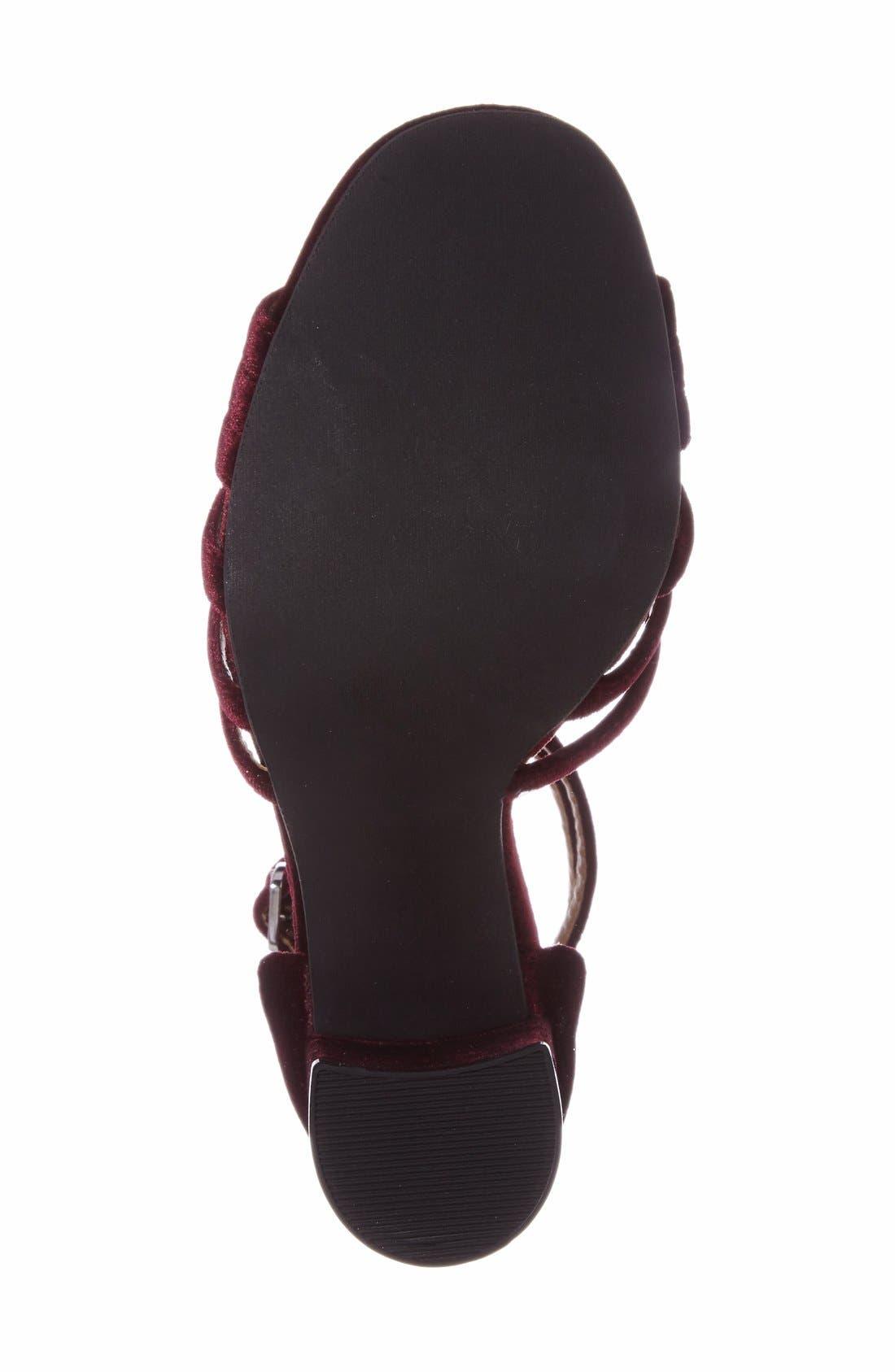 Alternate Image 4  - BP. Gaby Ankle Strap Sandal (Women)