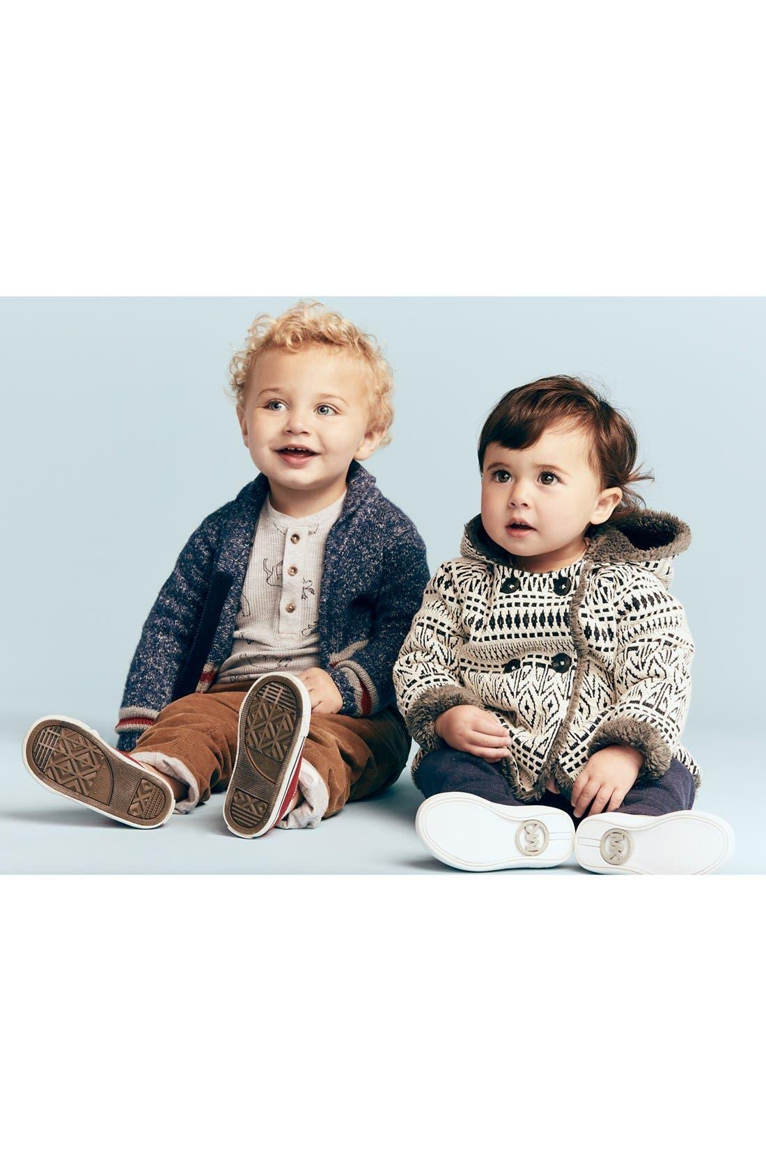 Alternate Image 3  - Tucker + Tate Shawl Collar Cardigan (Baby Boys)