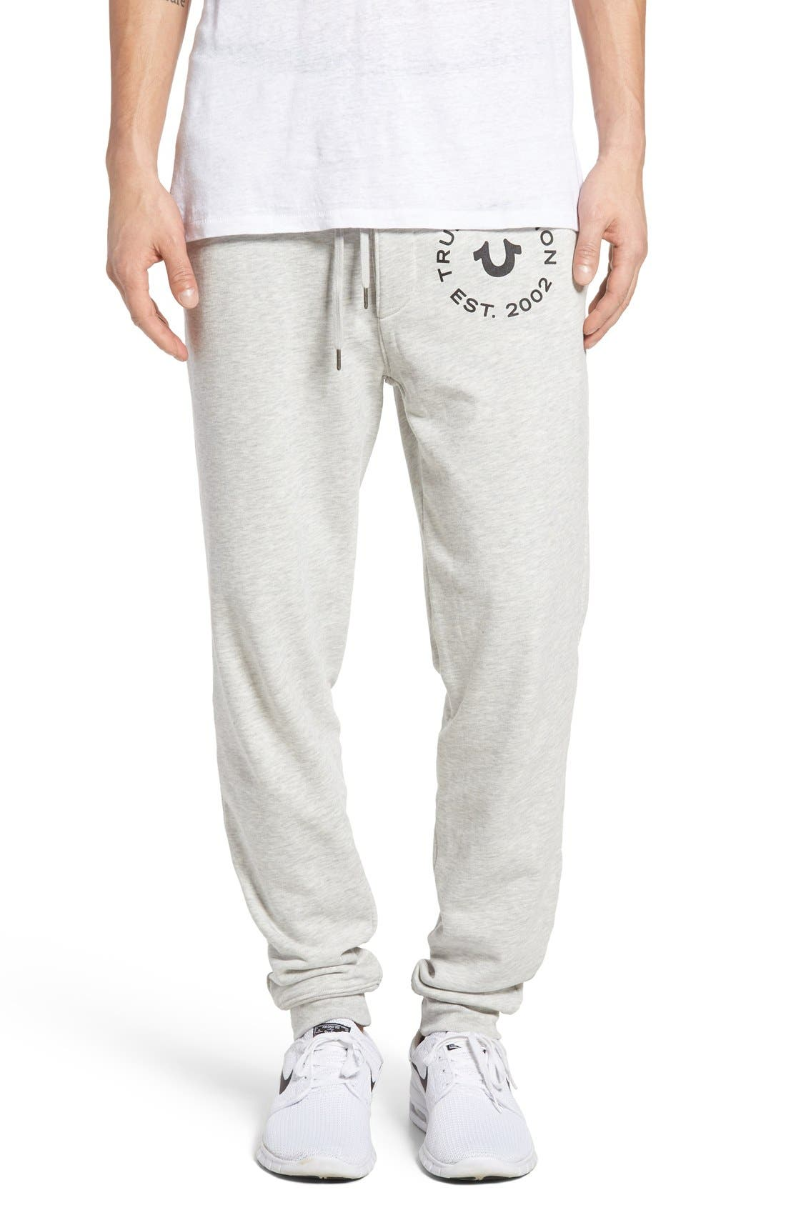 Alternate Image 1 Selected - True Religion Brand Jeans Sweatpants