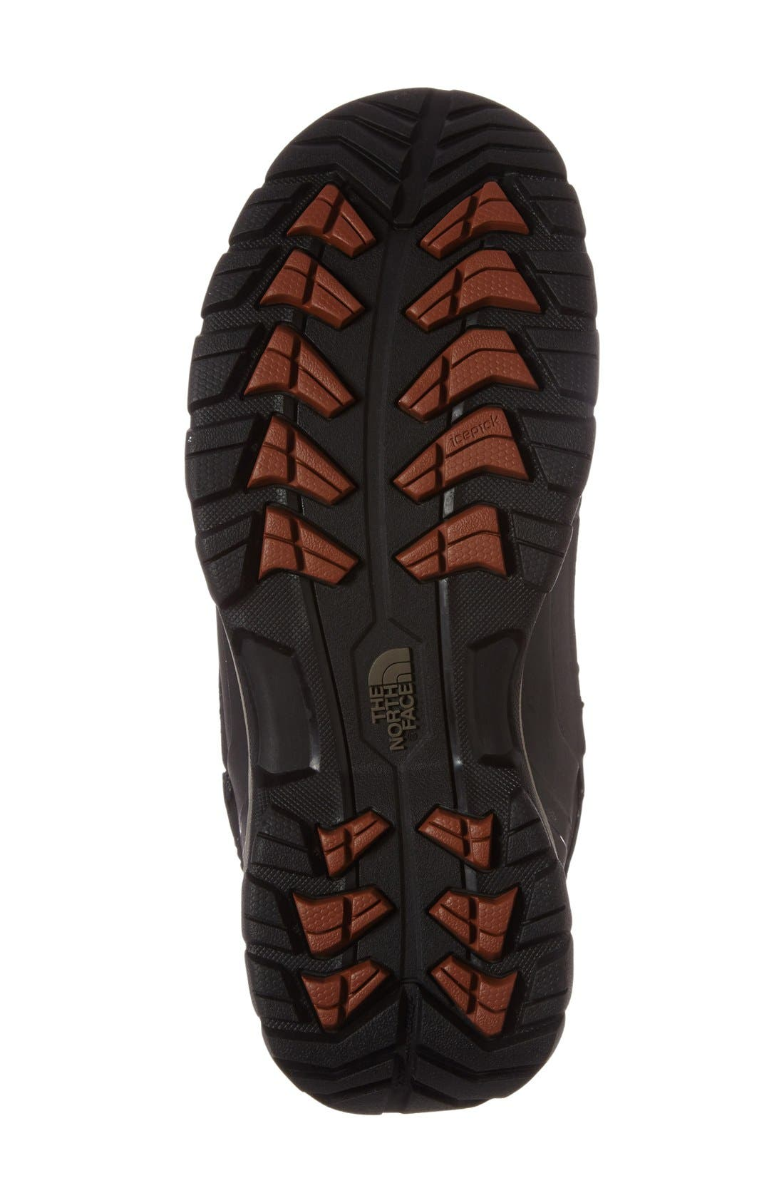 Alternate Image 4  - The North Face Chilkat Evo Waterproof Insulated Snow Boot (Men)