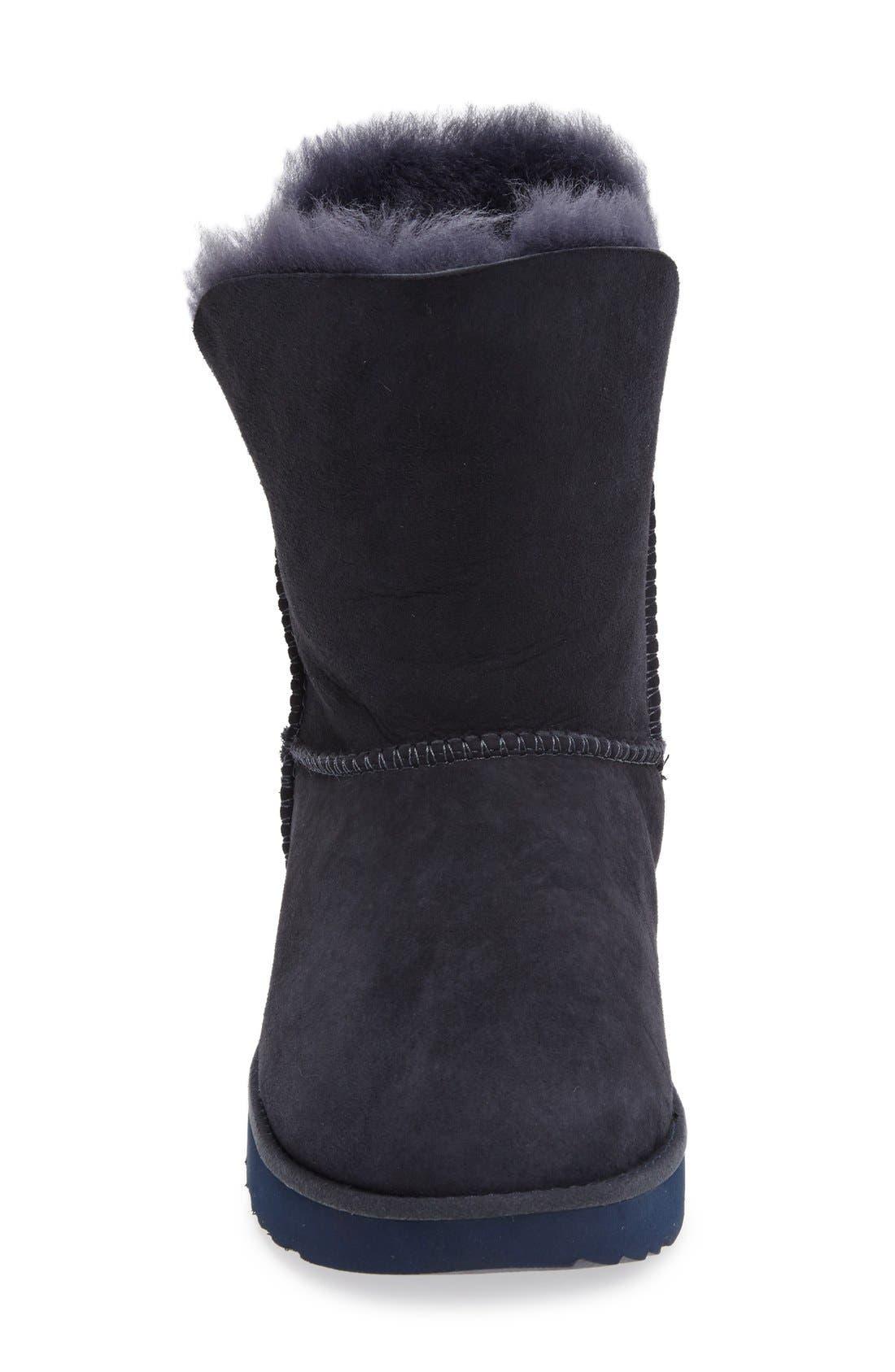 Alternate Image 3  - UGG® Classic Cuff Short Boot (Women)
