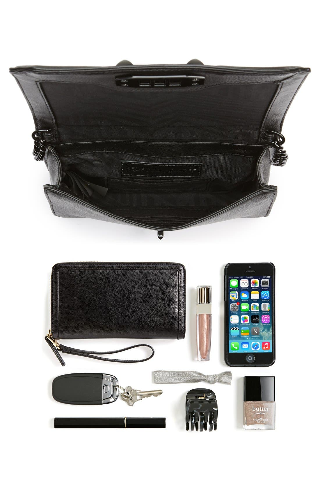 Alternate Image 7  - Rebecca Minkoff Small Love Leather Crossbody Bag