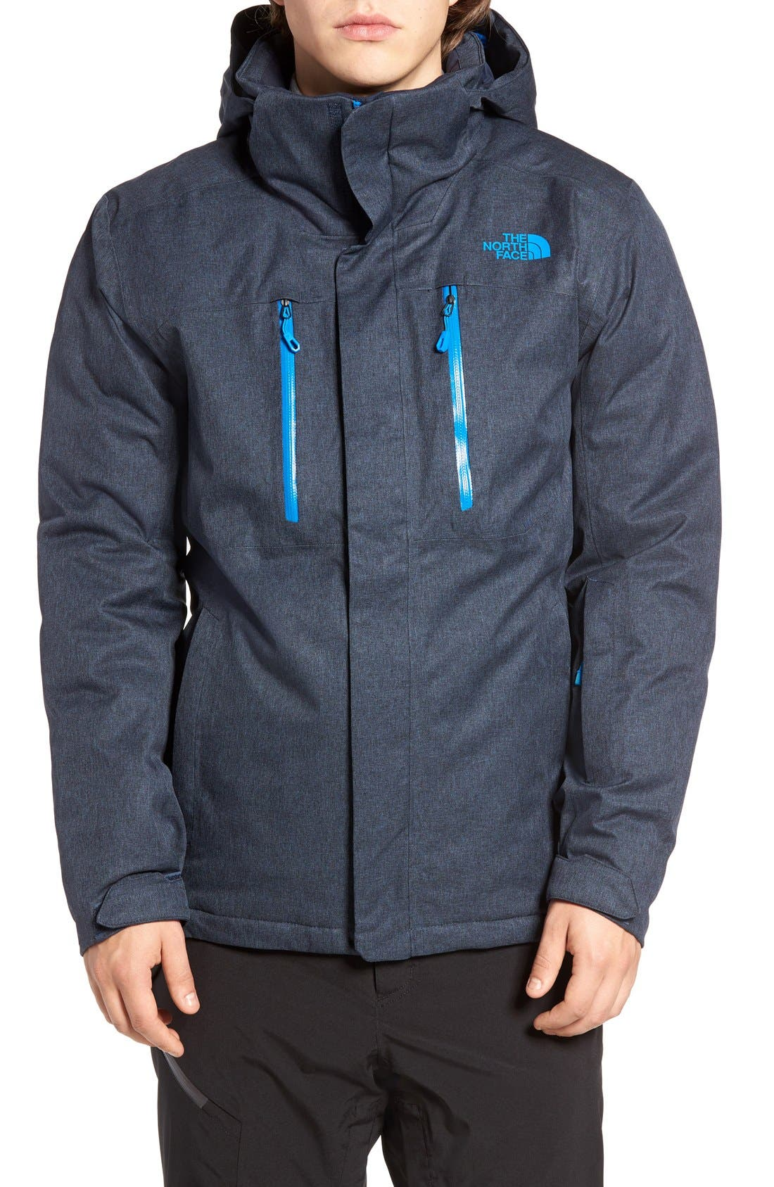 Alternate Image 1 Selected - The North Face Powdance Waterproof Jacket