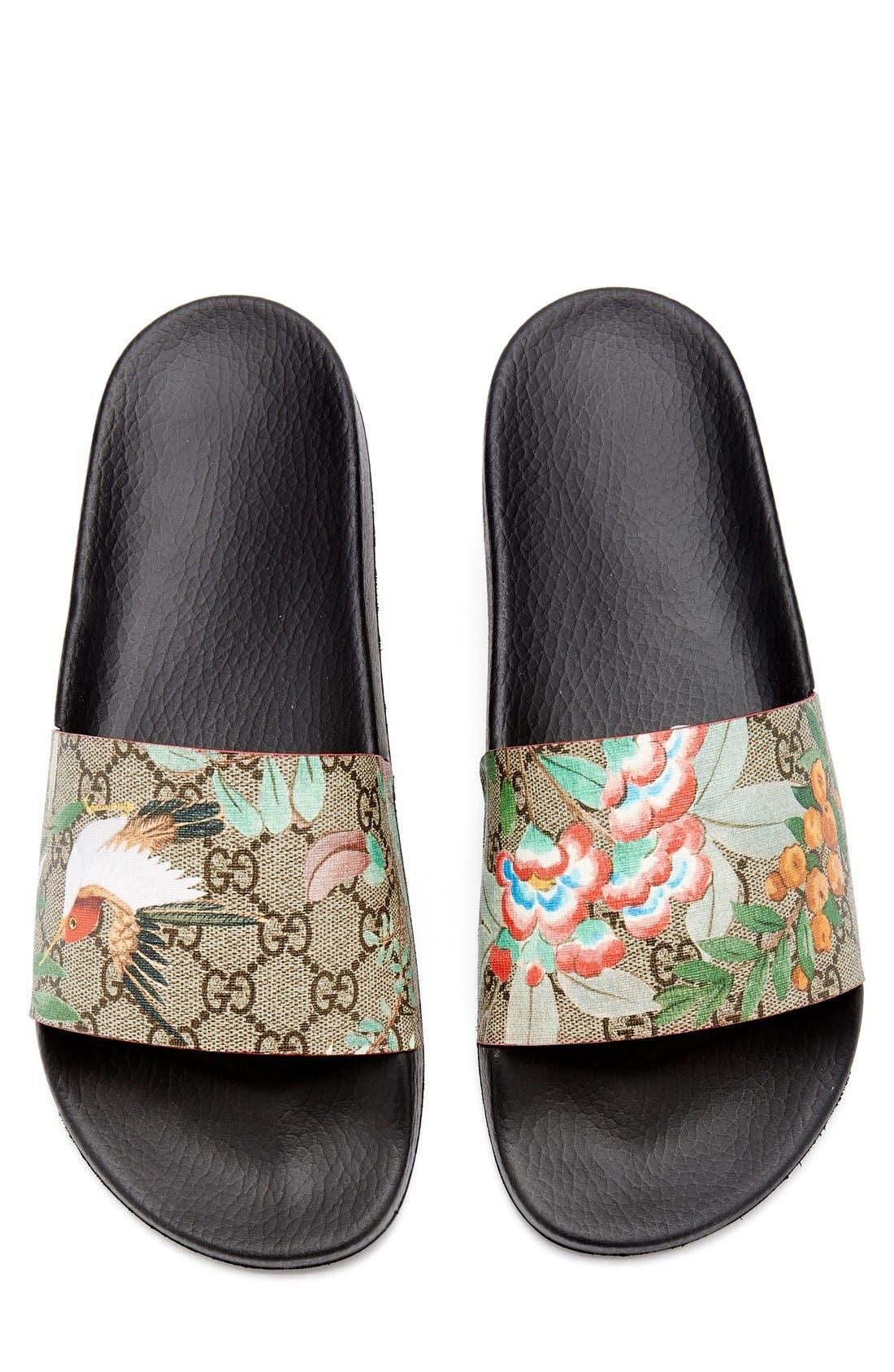 Alternate Image 3  - Gucci 'Pursuit '72 Slide' Sandal (Men)