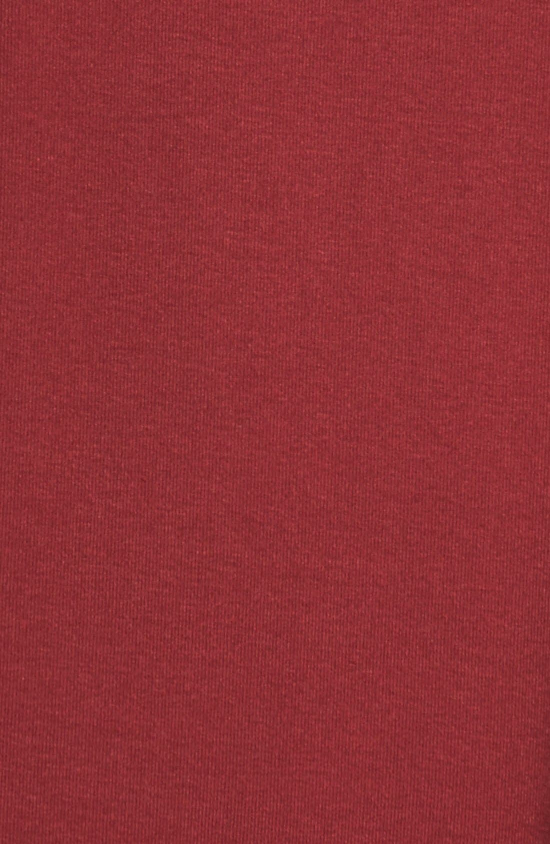 Alternate Image 5  - Cotton Emporium Turtleneck Swing Dress