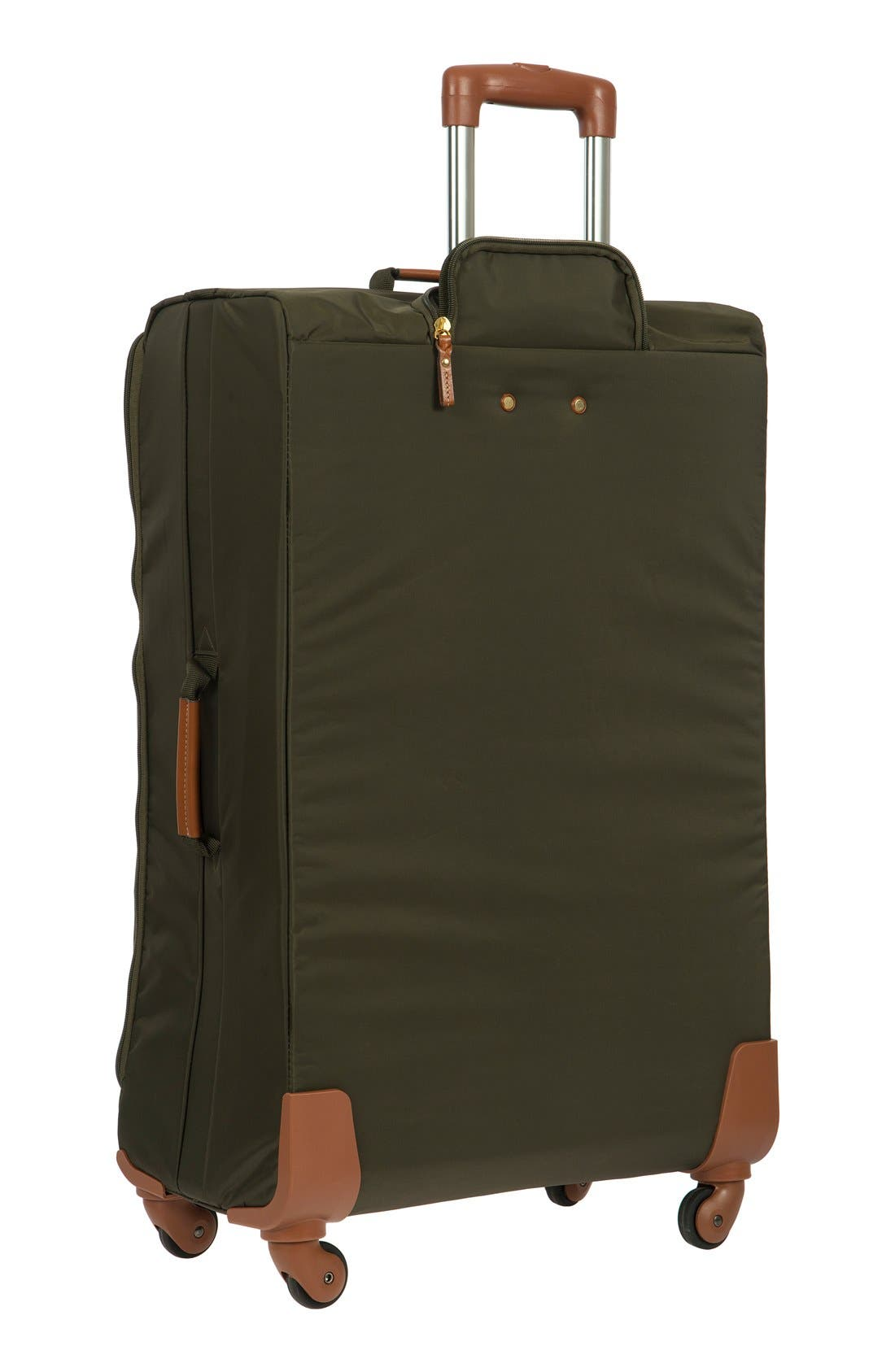 X-Bag 30-Inch Spinner Suitcase,                             Alternate thumbnail 4, color,                             Olive